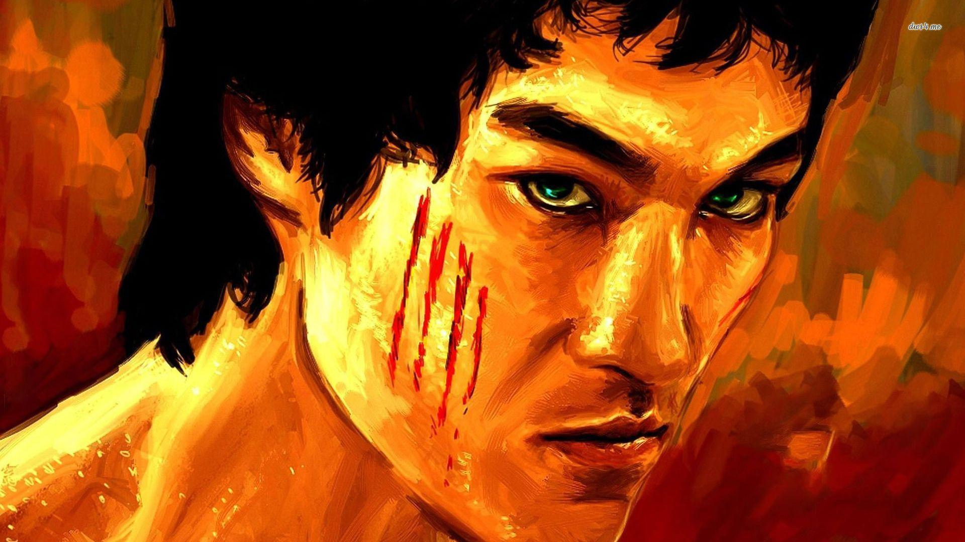 2560x1600 bruce lee desktop - photo #33
