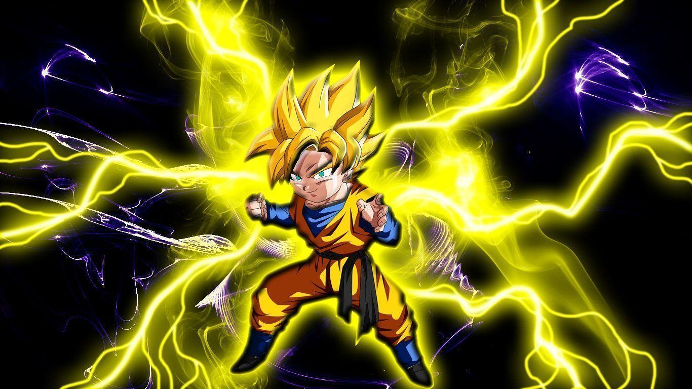 Gotenks Hd Wallpapers Wallpaper Cave