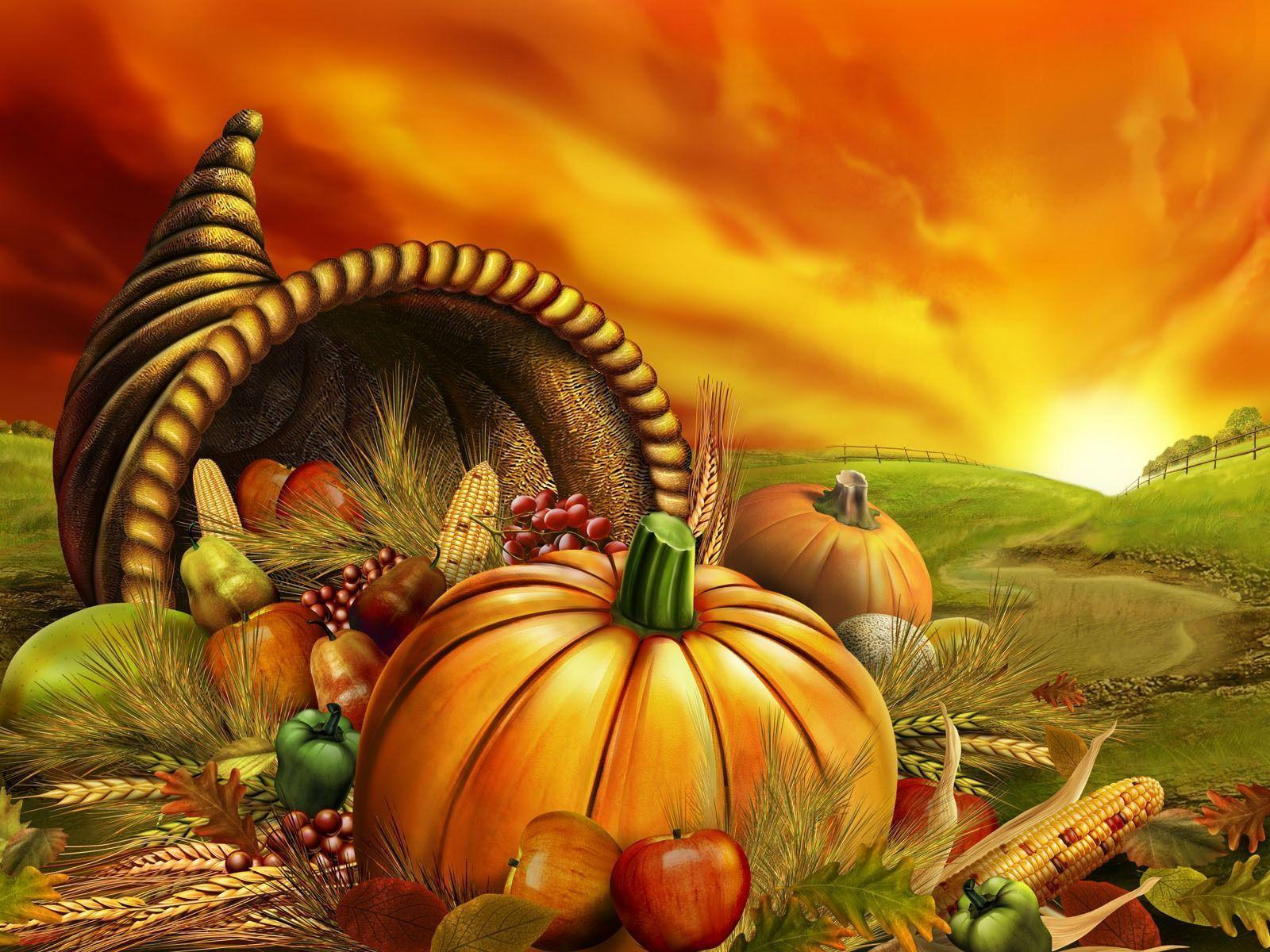 Thanksgiving Screensavers