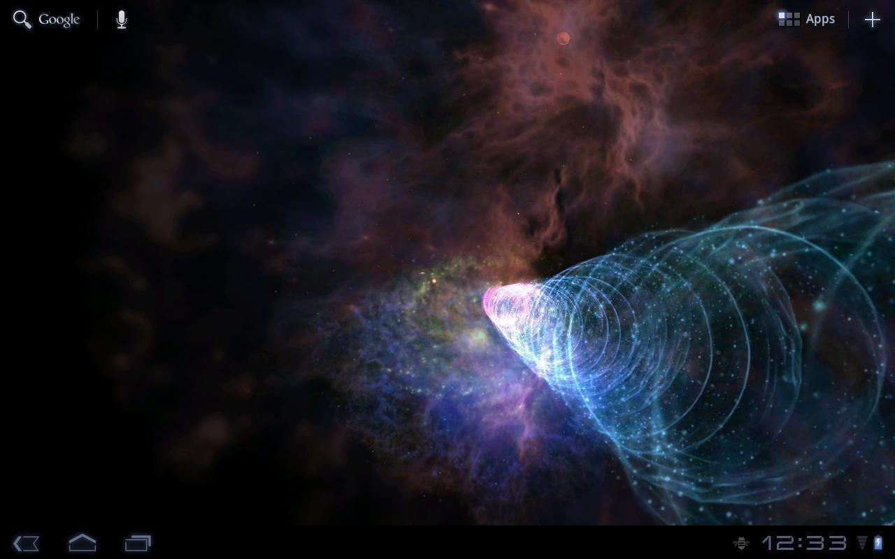 wormhole wallpaper space - photo #6