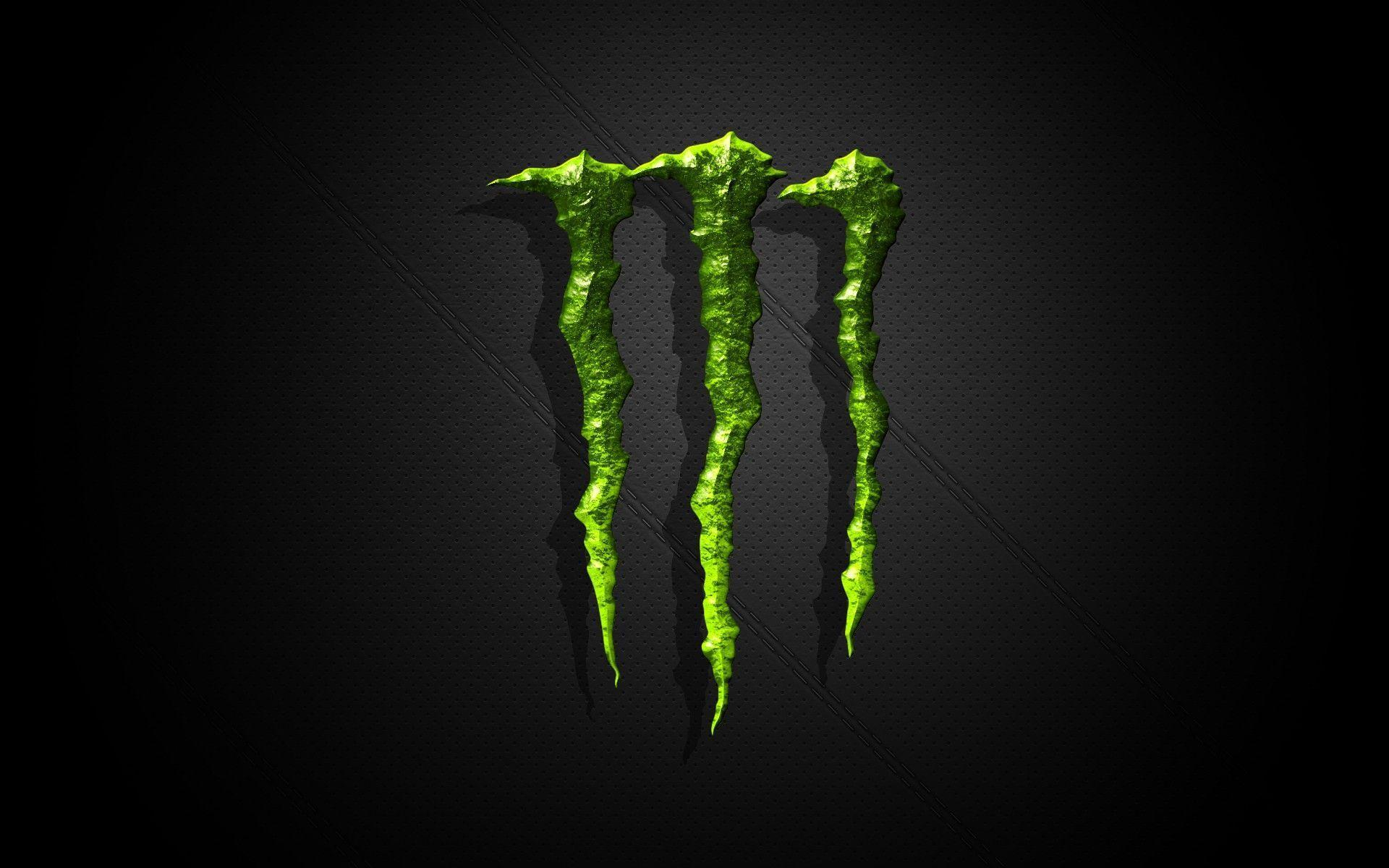 Monster Energy Logo Backgrounds Wallpaper Cave