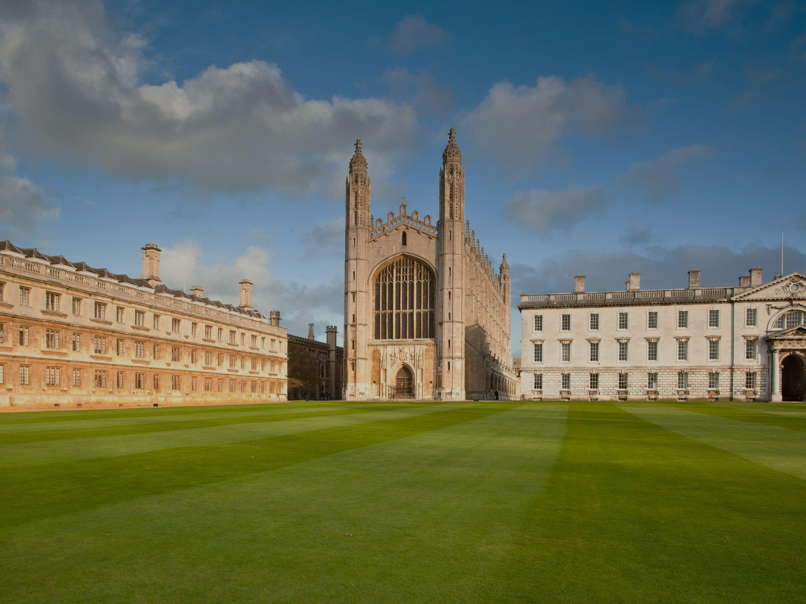 King's College, Cambridge, England | HD Wallpapers