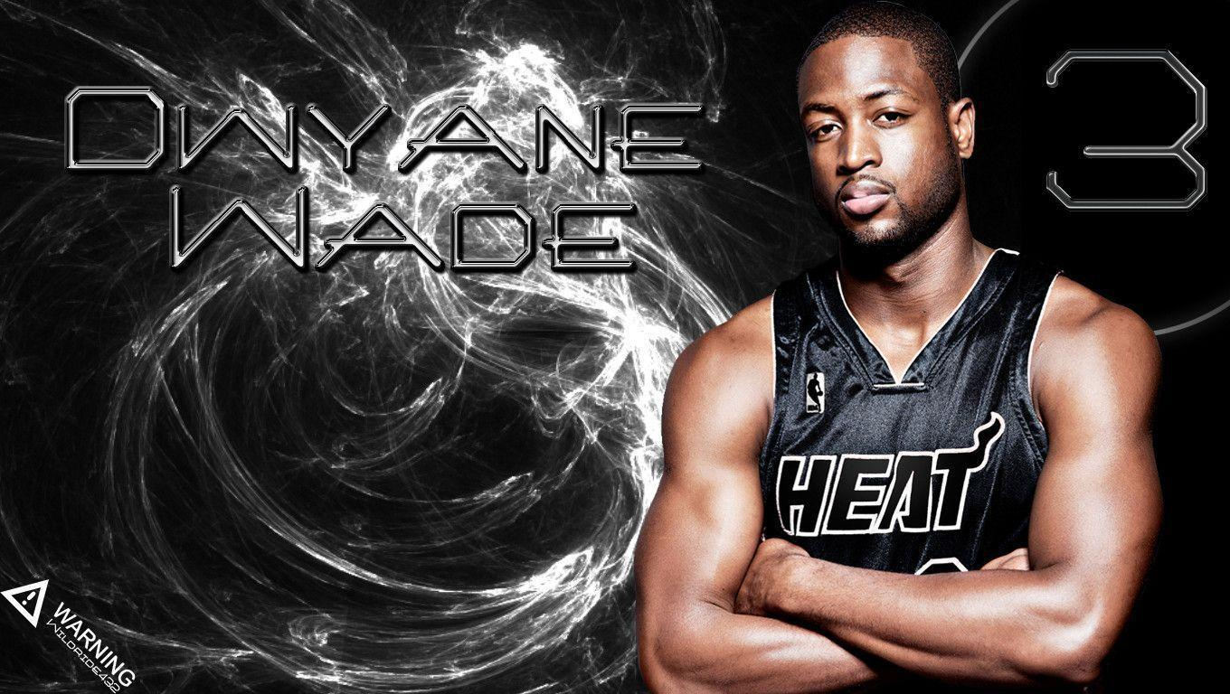 Dwyane Wade 3 Miami Heat Exclusive HD Wallpapers #