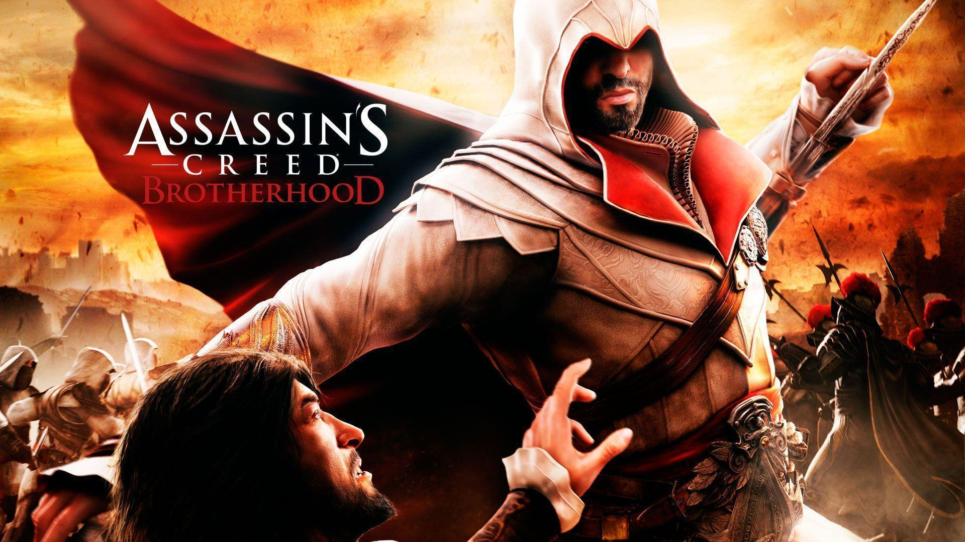 Assassin&Creed Brotherhood 2011 Wallpapers