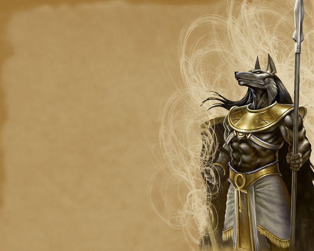 Anubis Wallpapers - Wa...