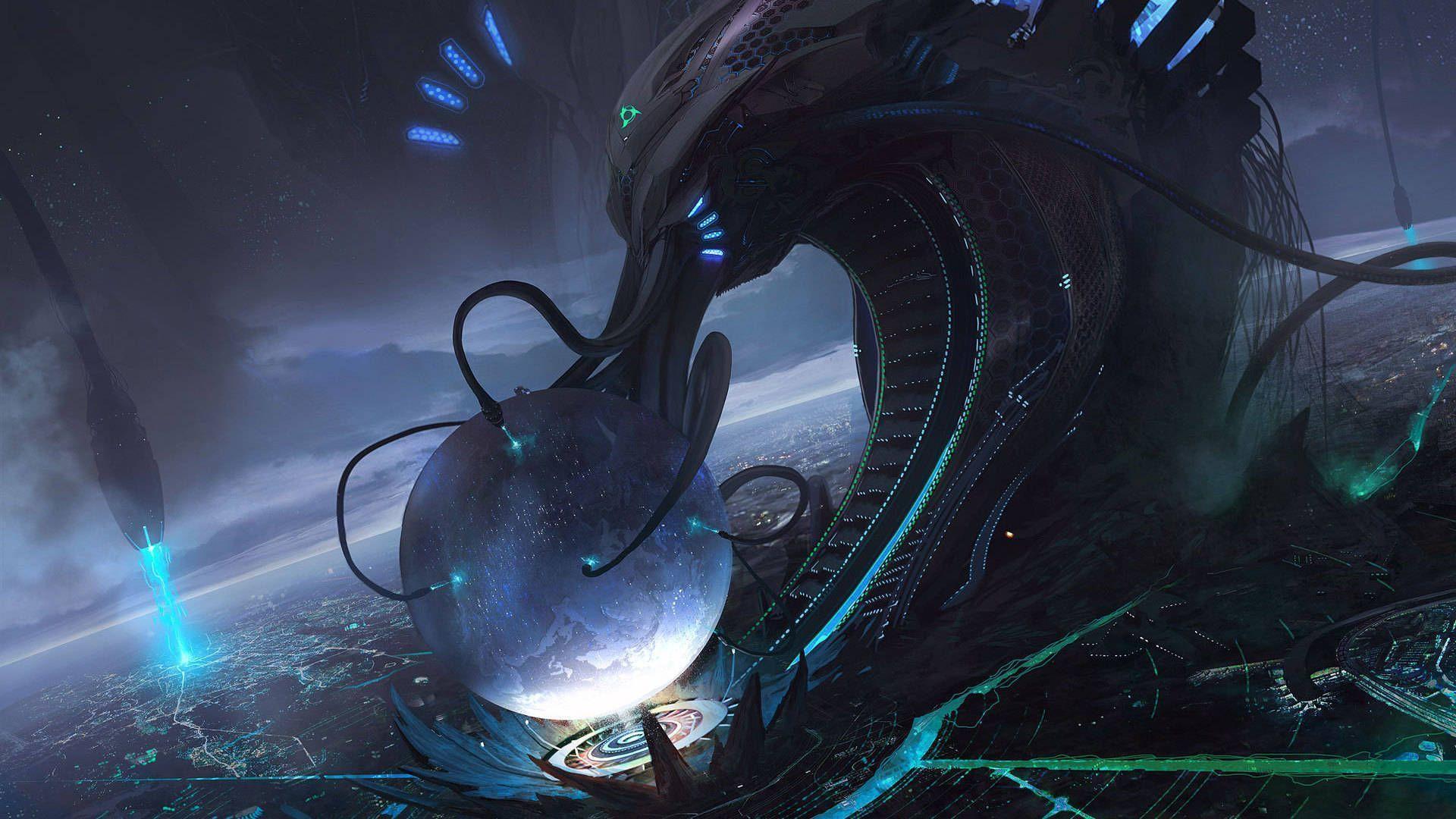 Science Fiction Wallpapers Sci Fi Wallpapers 2 Desktop: Sci Fi Desktop Backgrounds