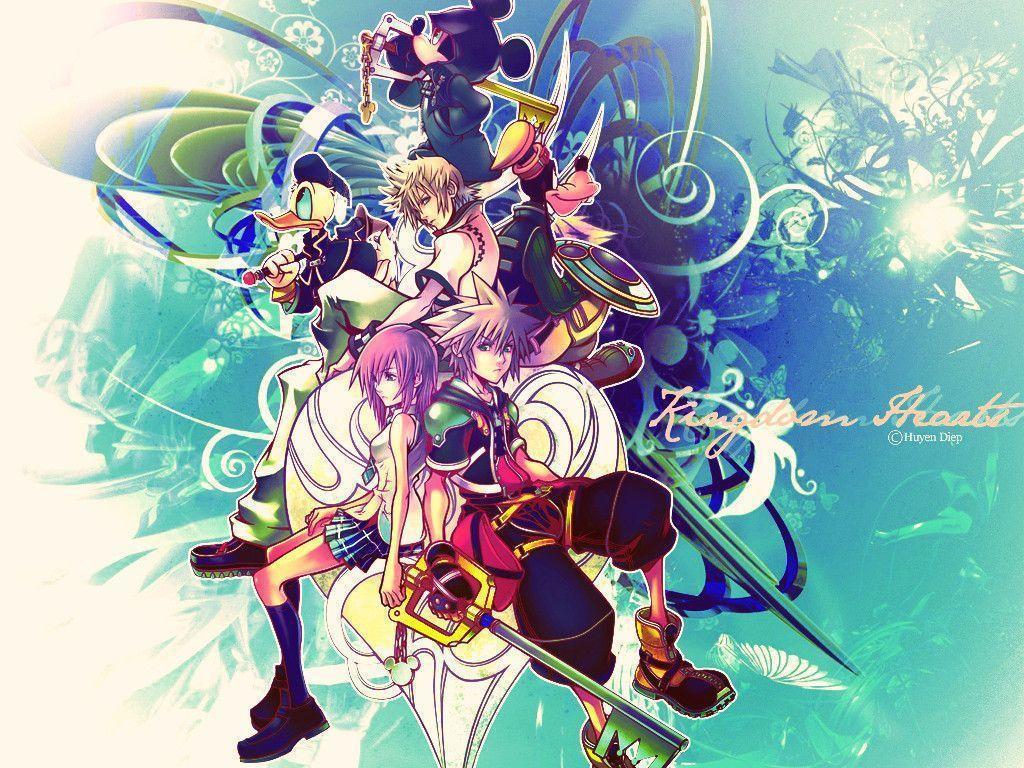 Kingdom Hearts 2 Wallpapers - Wallpaper Cave