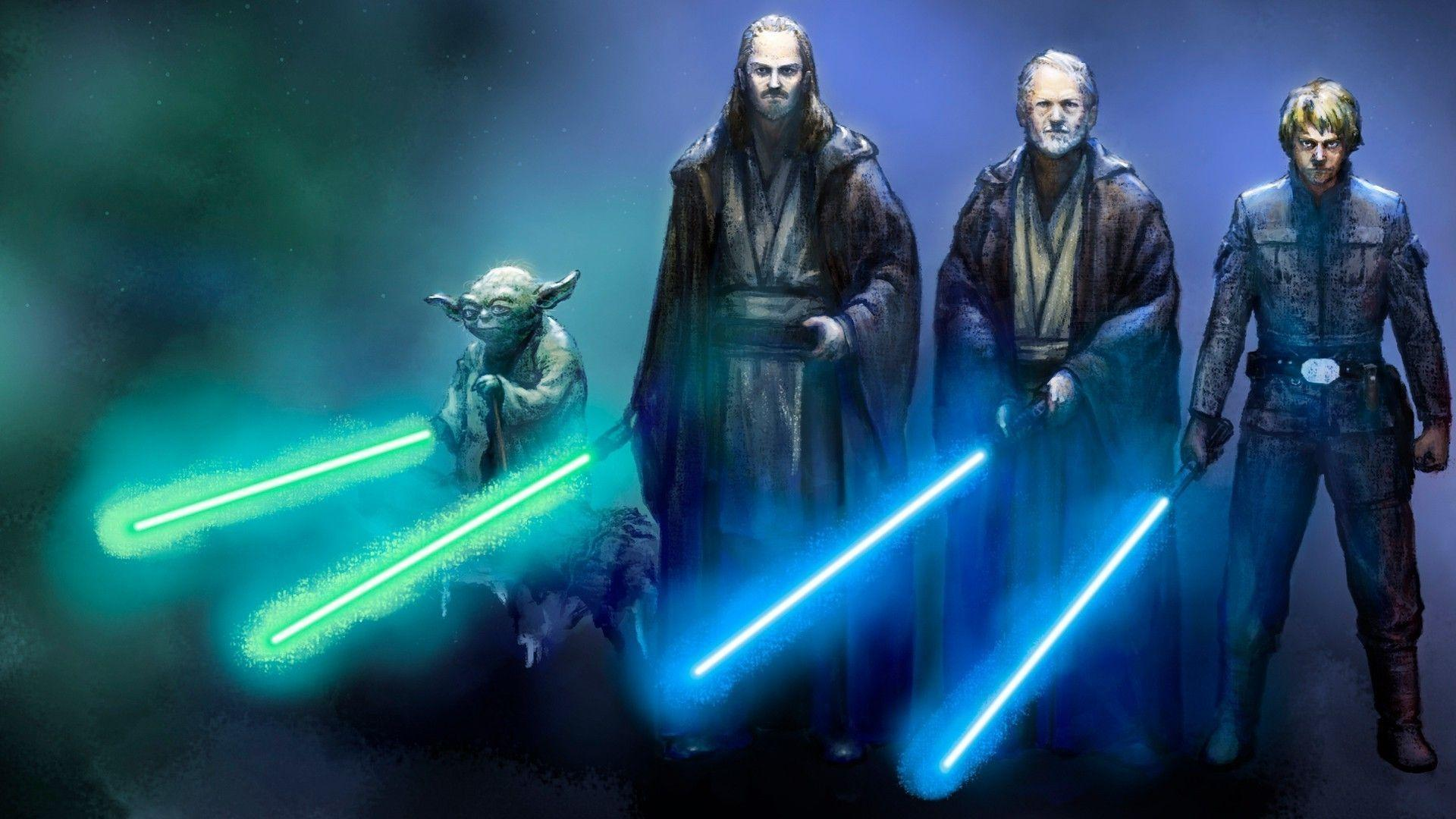 Star Wars Jedi Backgrounds Wallpaper Cave