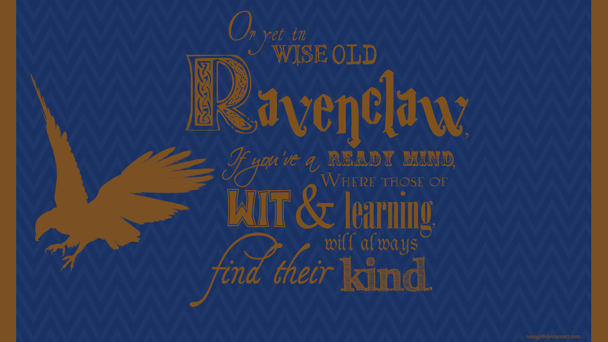Ravenclaw Wallpapers - Wallpaper Cave