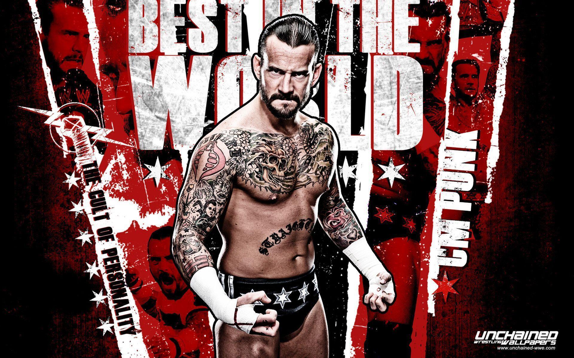 WWE CM Punk Wallpapers - Wallpaper Cave