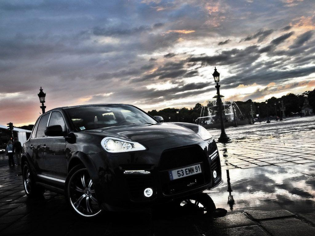 Photo :: Porsche wallpaper Cayenne Jeremie Paret Balrog