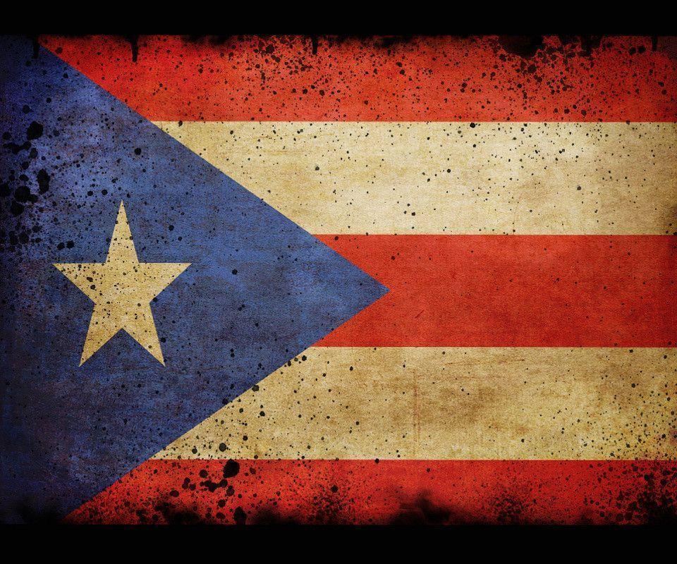 Puerto Rico Flag abstract mobile wallpapers download free