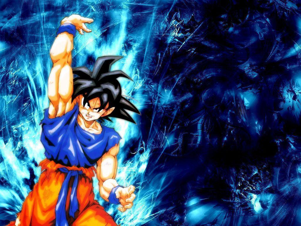 Dragon Ball Z Wallpapers Goku - Wallpaper Cave