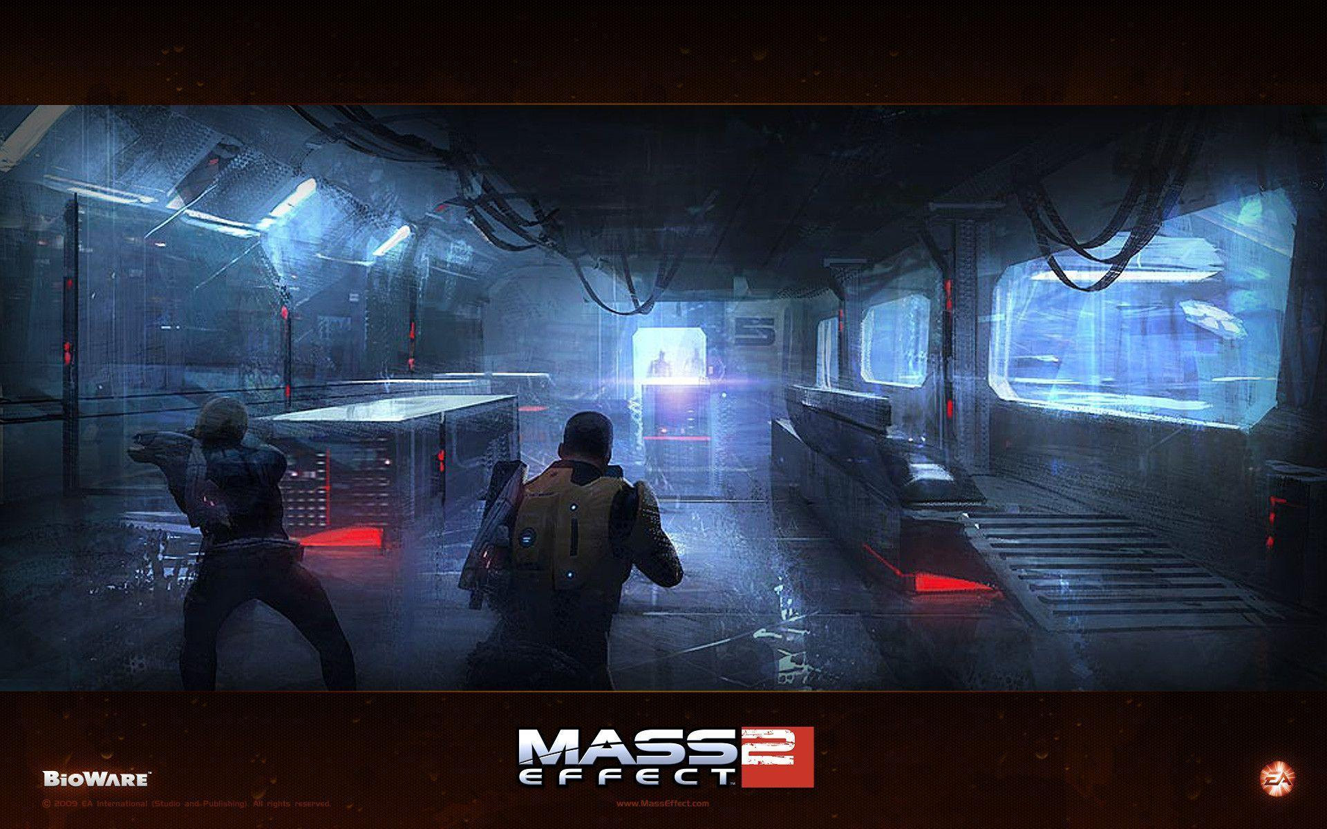 Mass Effect 2 TheWallpapers