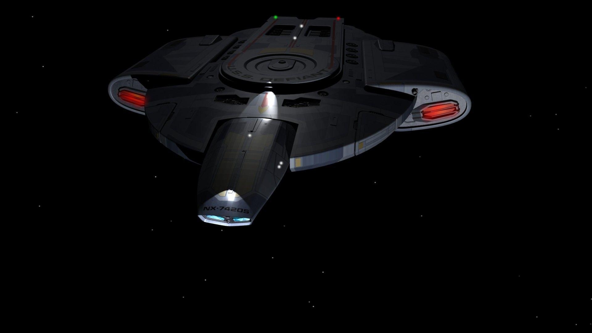 USS Defiant From DS9 HD Wallpapers