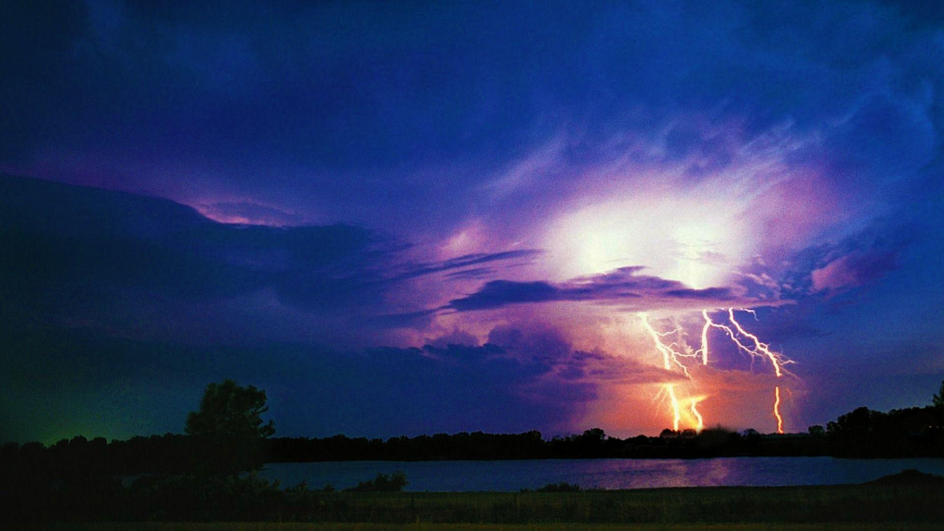 Hd Thunderstorm Wallpapers: Thunderstorm Wallpapers