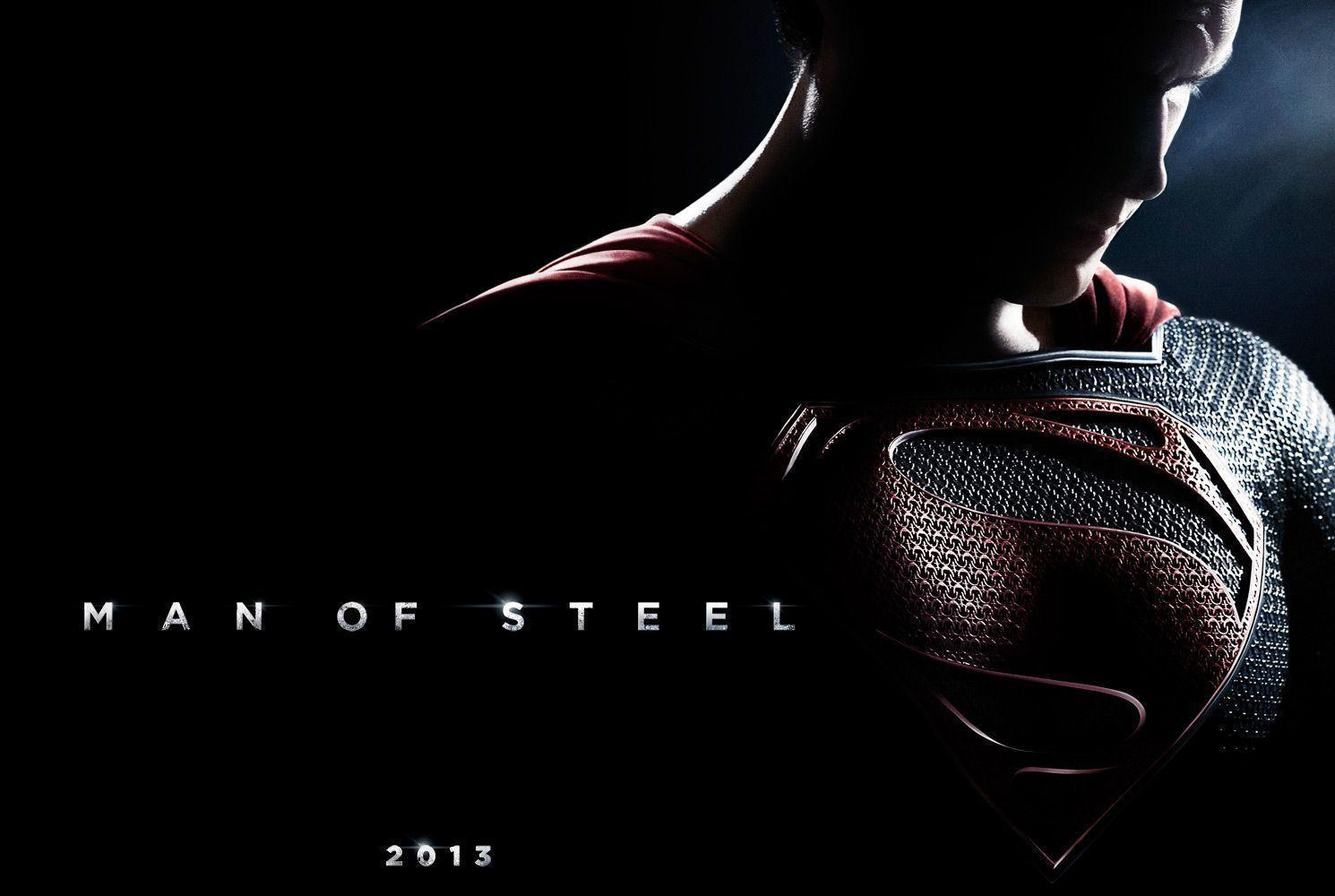 FilmPopper.com » First TV Spot For 'Man of Steel' – Superman's on ...