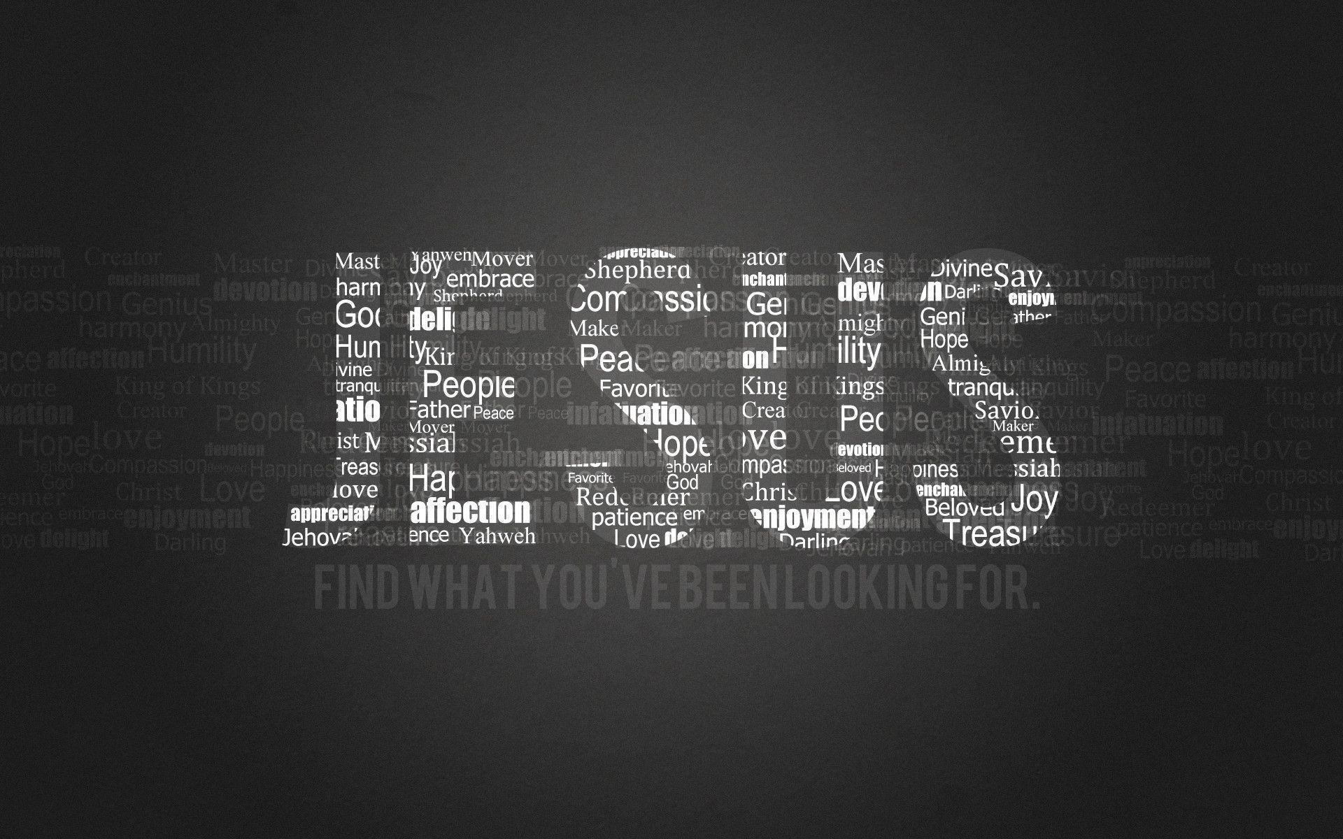 I Love Jesus Wallpaper Desktop : Jesus HD Wallpapers - Wallpaper cave