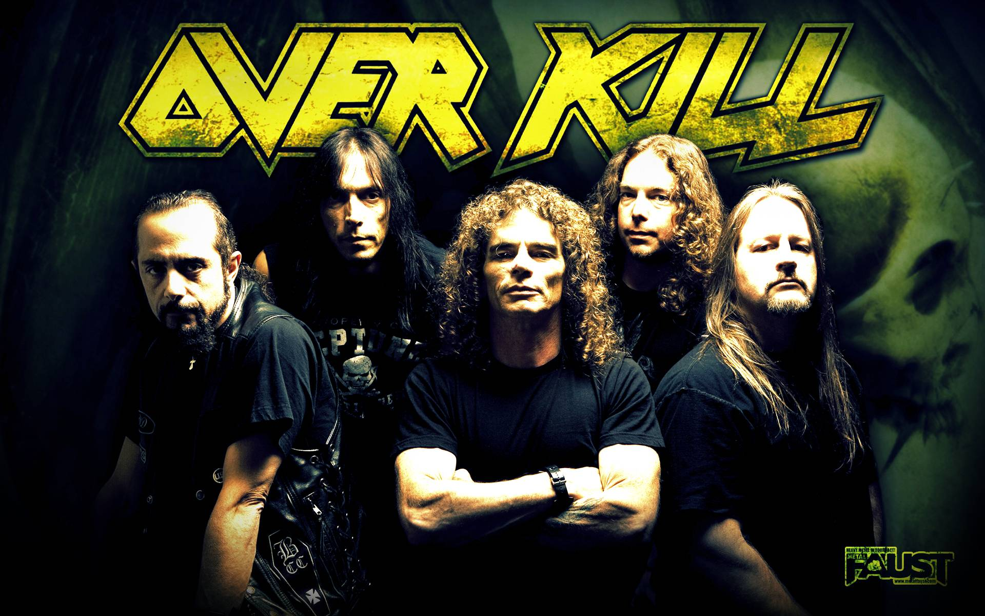 Overkill Wallpapers