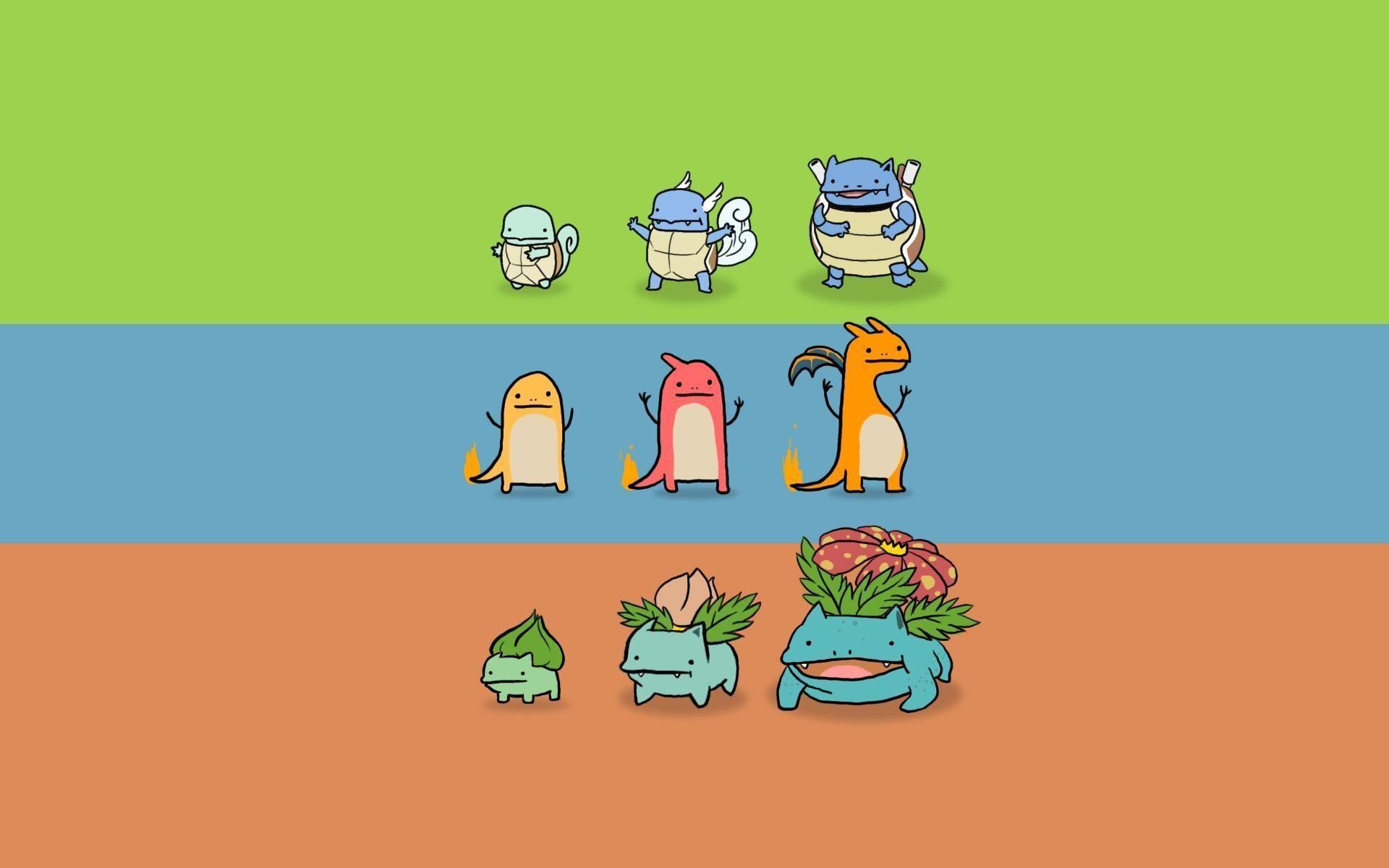 Cute Pokemon Wallpaper