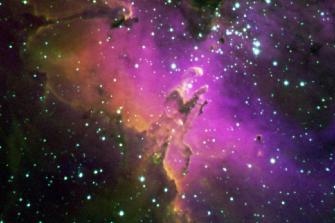 Pin Pillars Of Creation