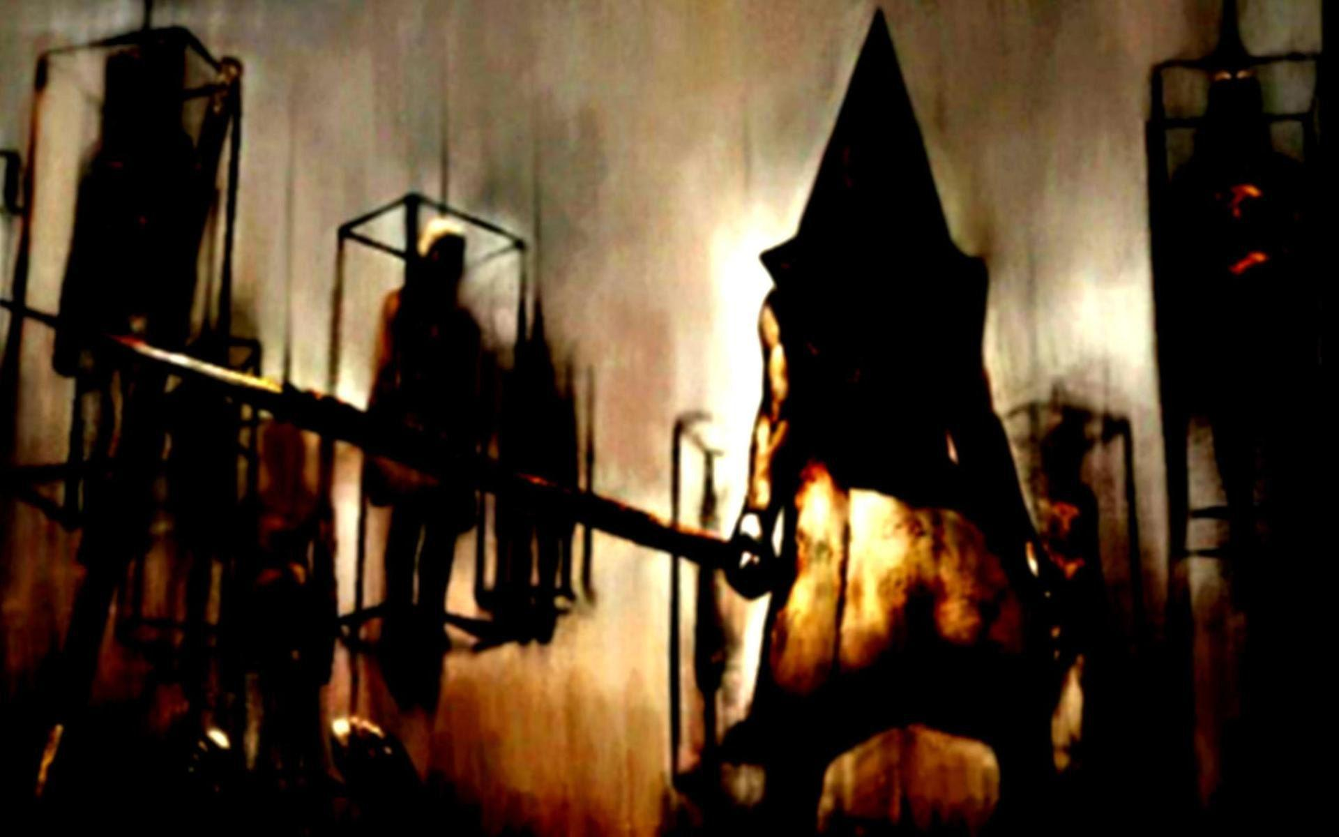 silent hill pyramid head wallpapers wallpaper cave