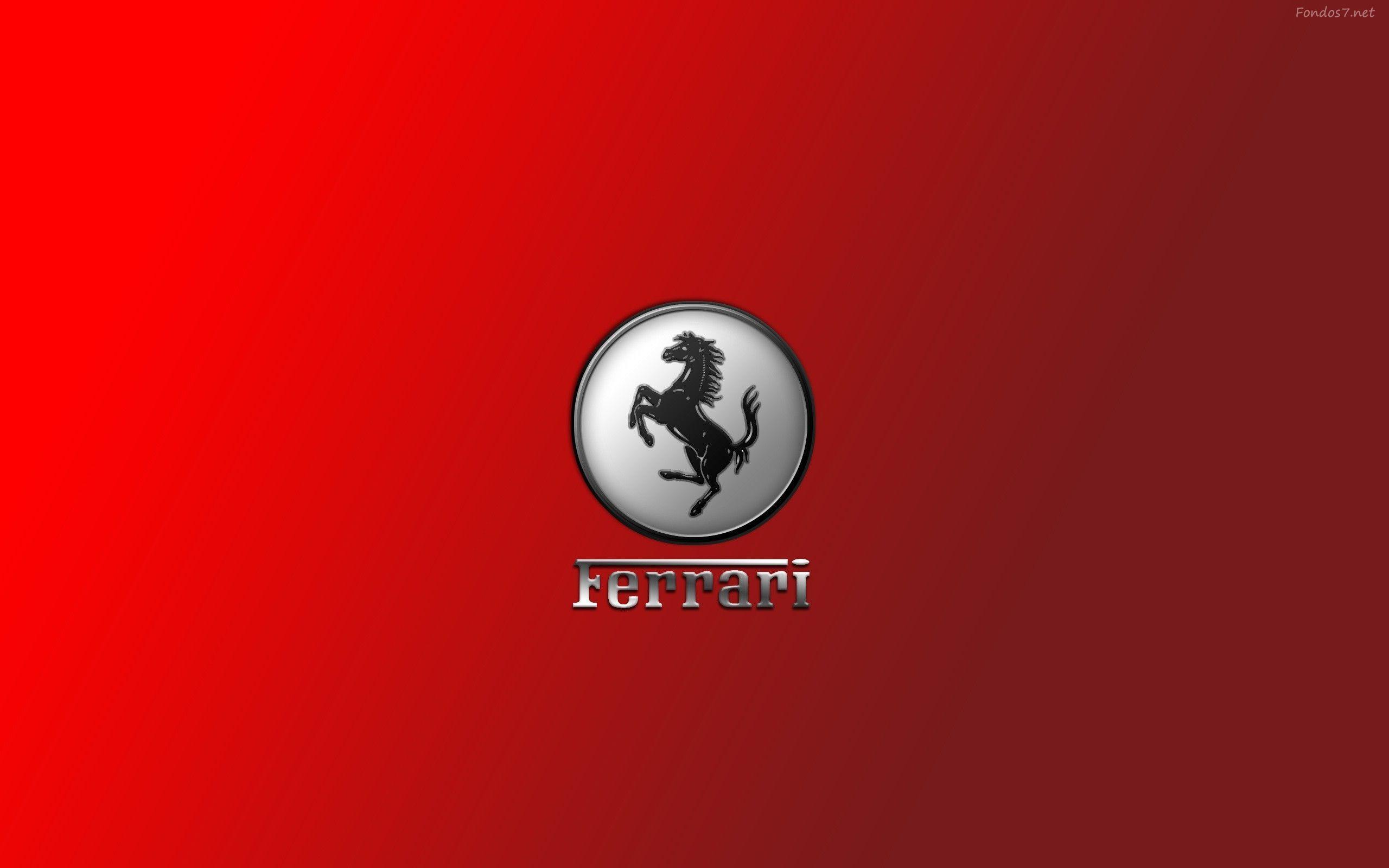Ferrari Logo Wallpaper 35 Backgrounds | Wallruru.