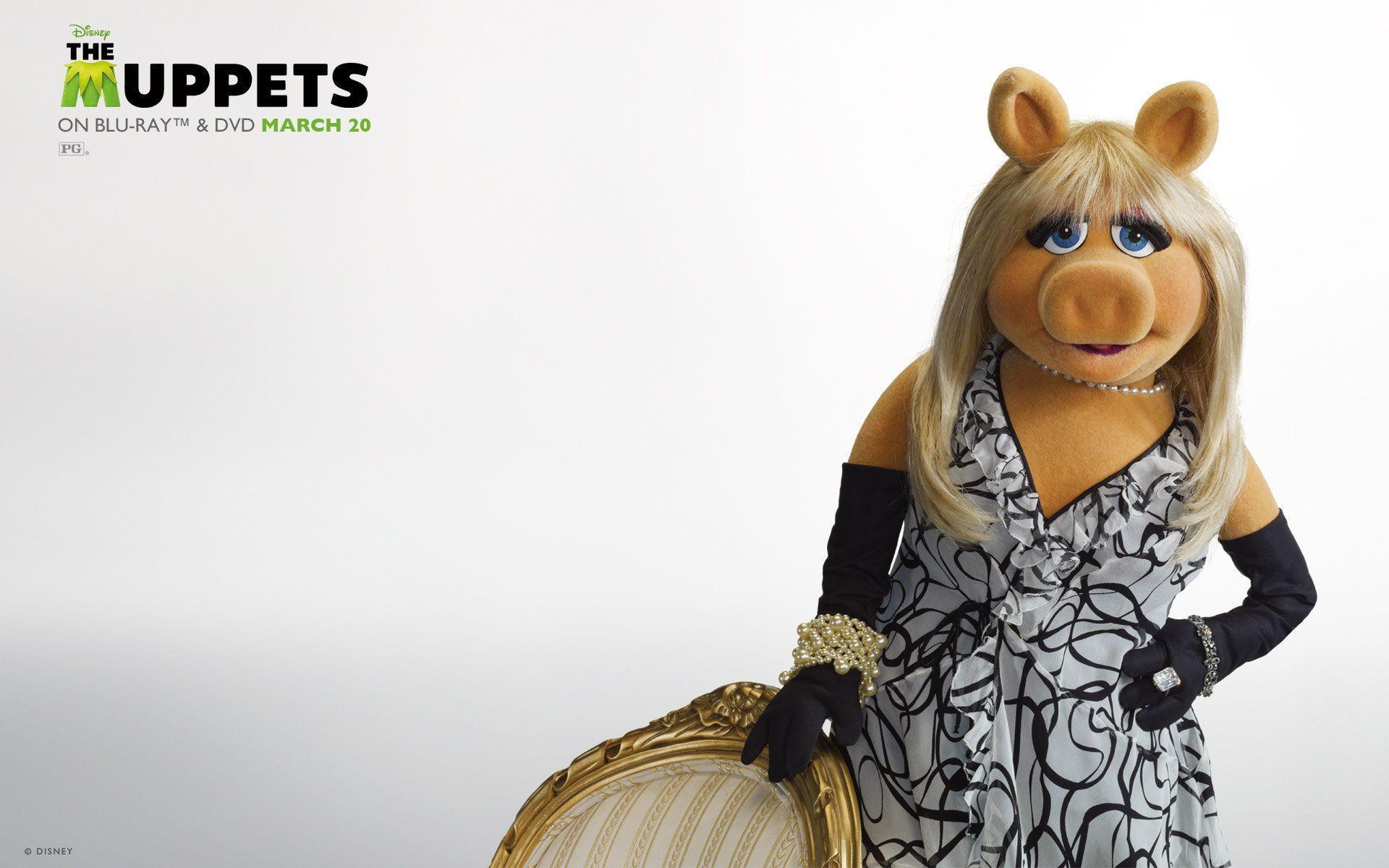 Miss Piggy Wallpapers - Wallpaper Cave