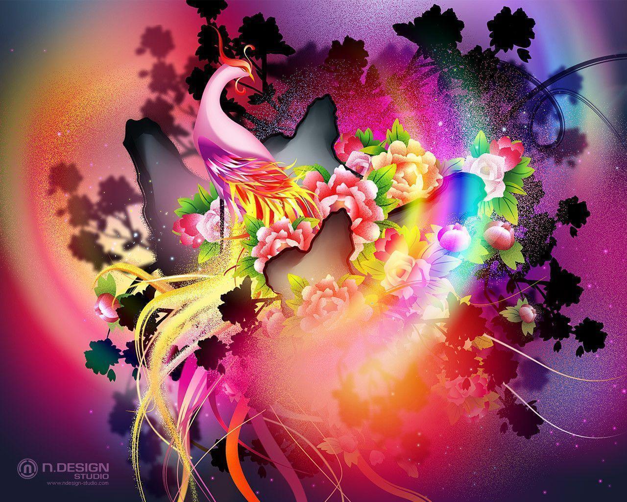 Wallpapers Color Splash Wallpaper Cave