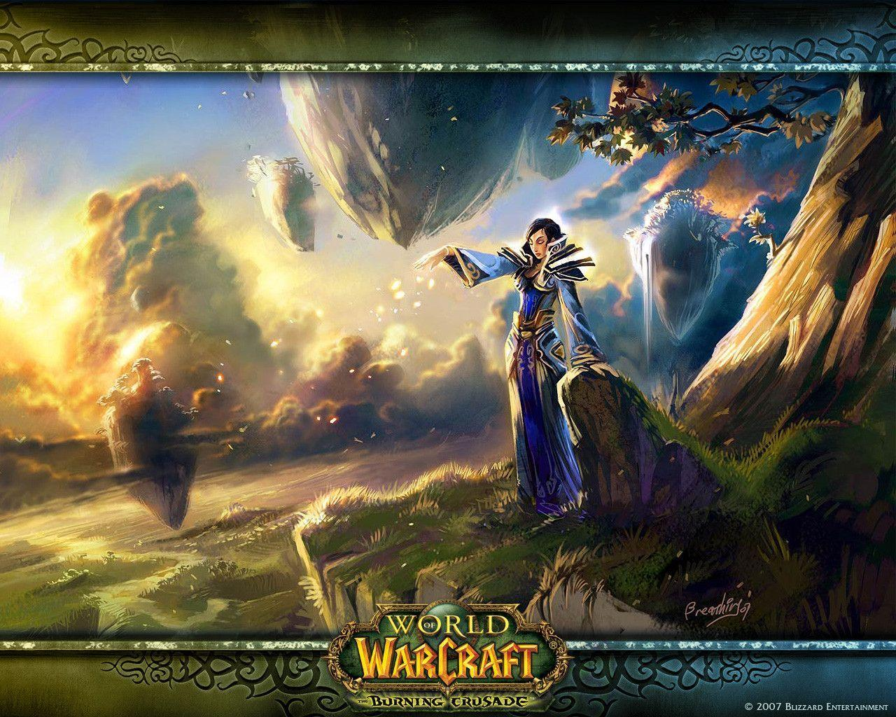 World Of Warcraft Priest Wallpapers - Wallpaper Cave