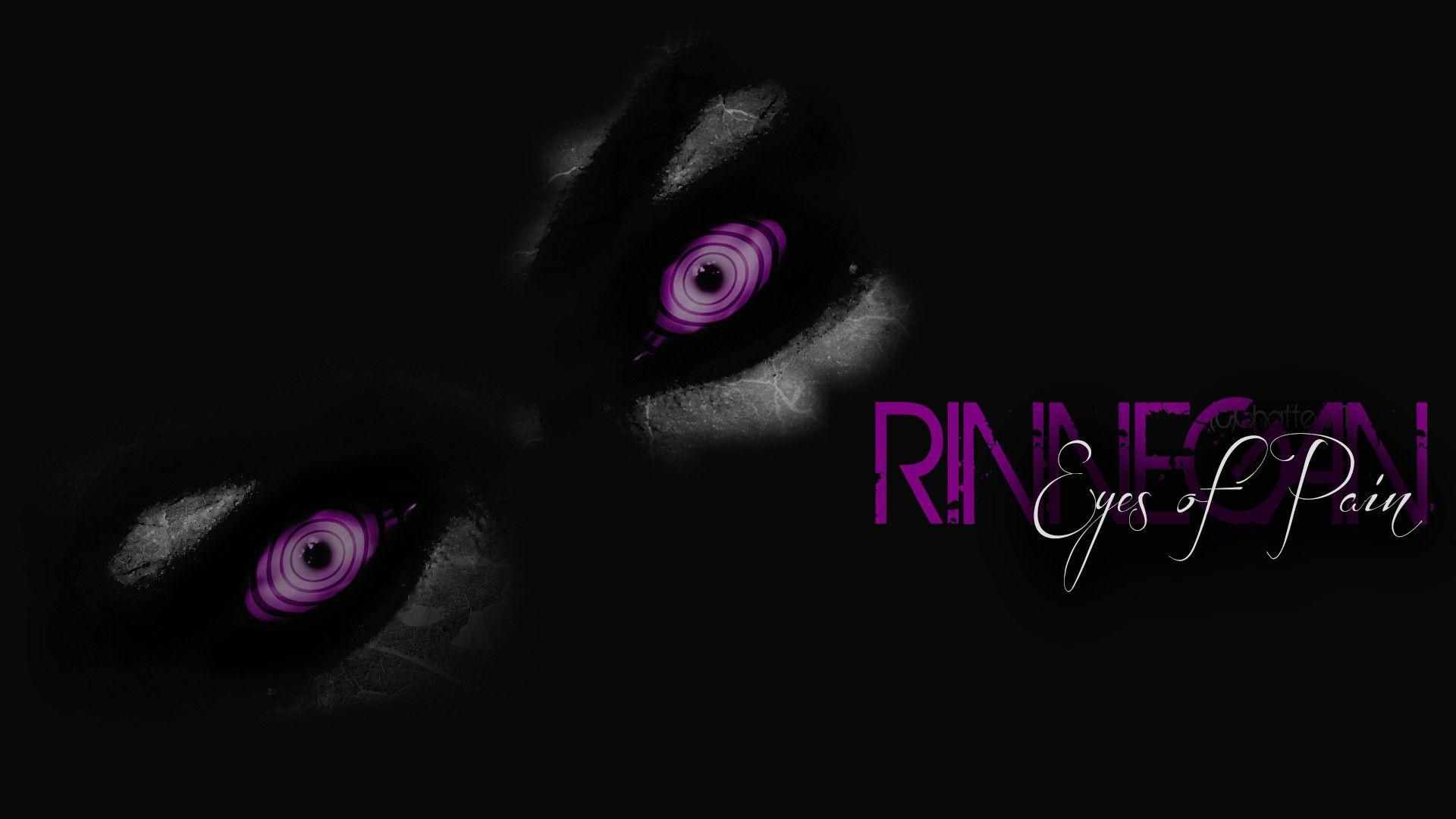 Rinnegan: Eyes of Pain by ChatteArt