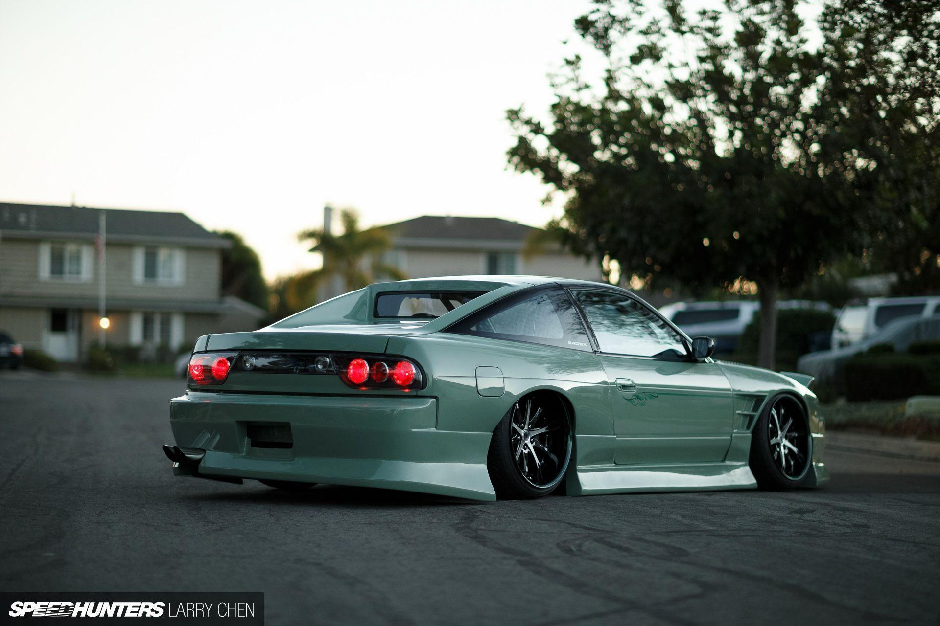 Nissan 240SX S13 Wallpaper Background - cars wallpapers