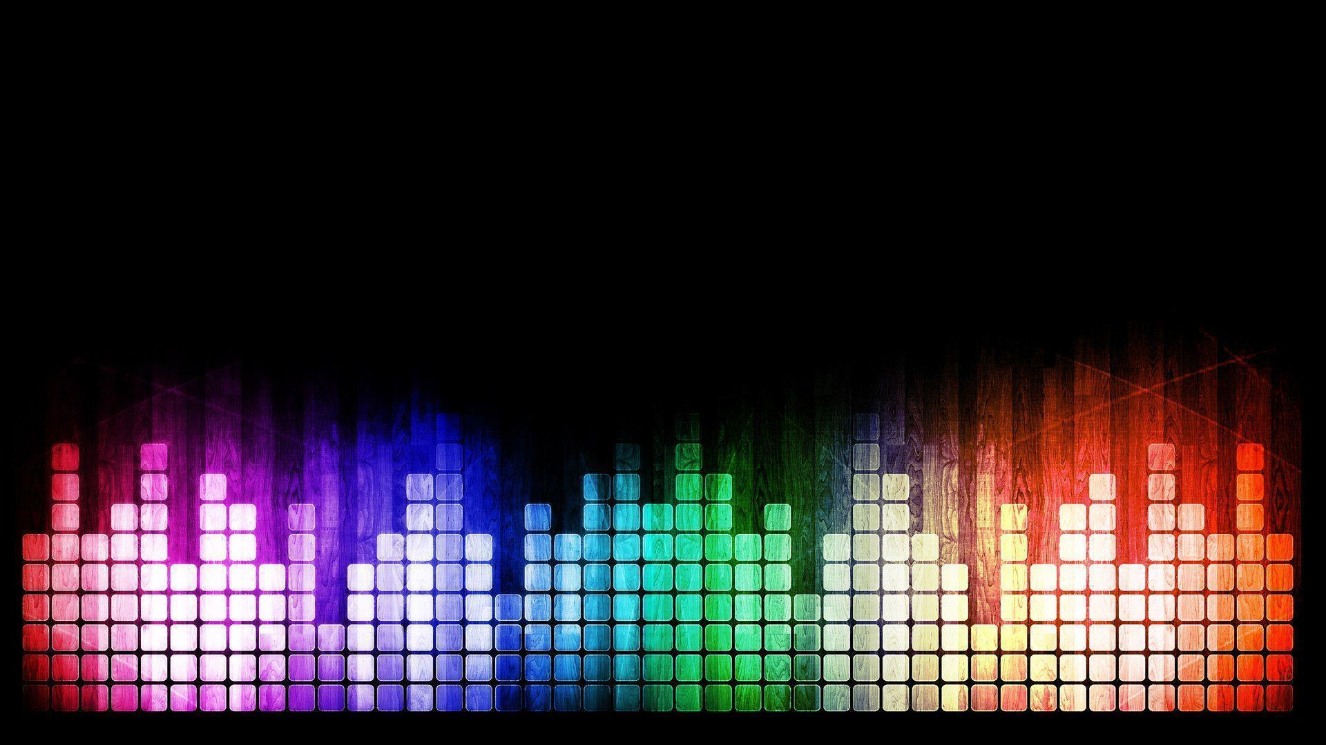 Rainbow Music Notes Background Hd Wallpaper Background Images: Awesome Music Backgrounds