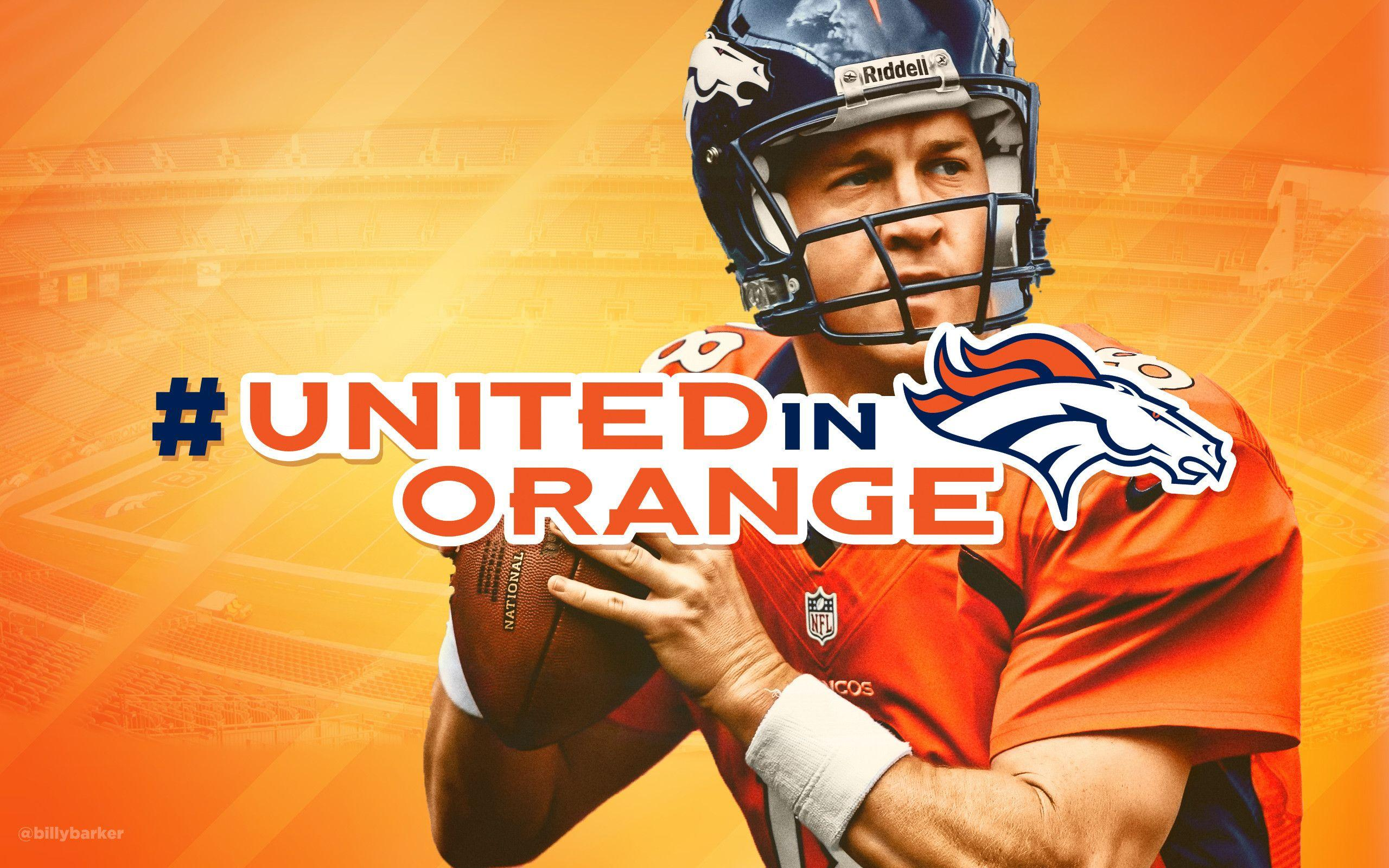 Denver Broncos Logo HD Wallpapers