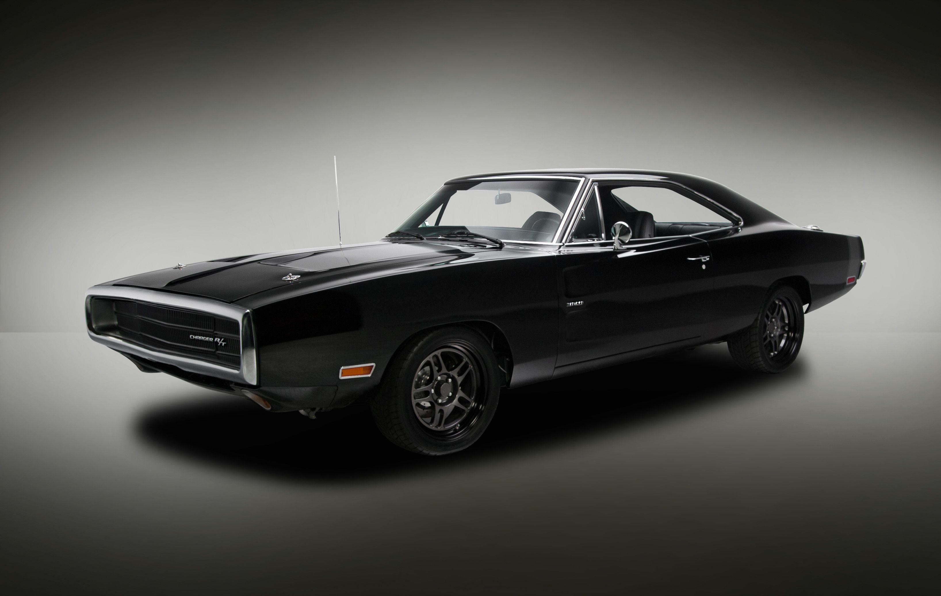 1970 Dodge Charger R/T Drawing HD Desktop