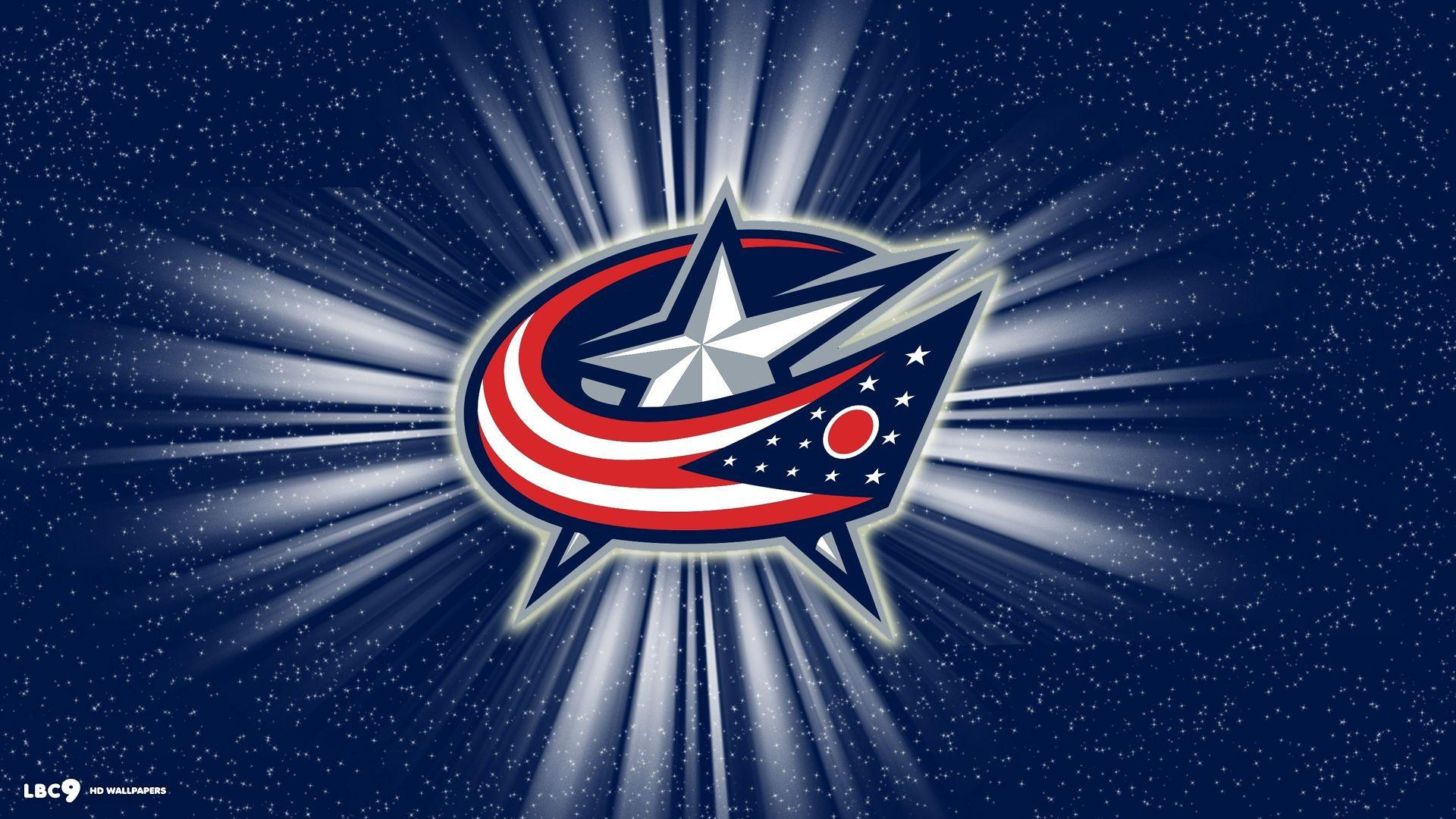 blue jackets android wallpaper