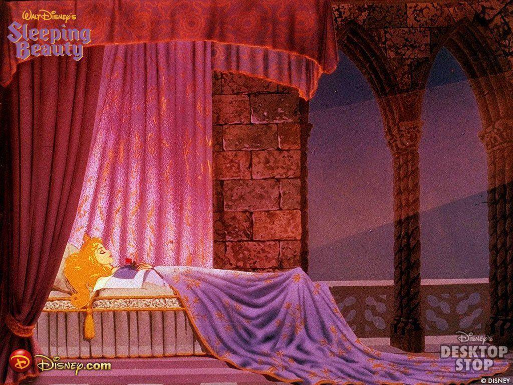 Beautiful Free Wallpapers: Sleeping Beauty Wallpapers