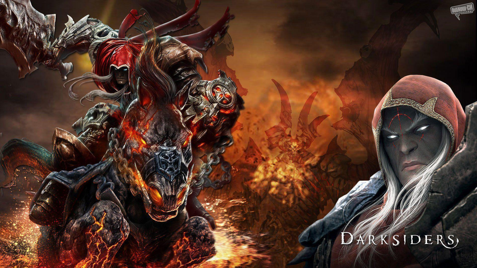 Darksiders Wallpapers - Wallpaper Cave