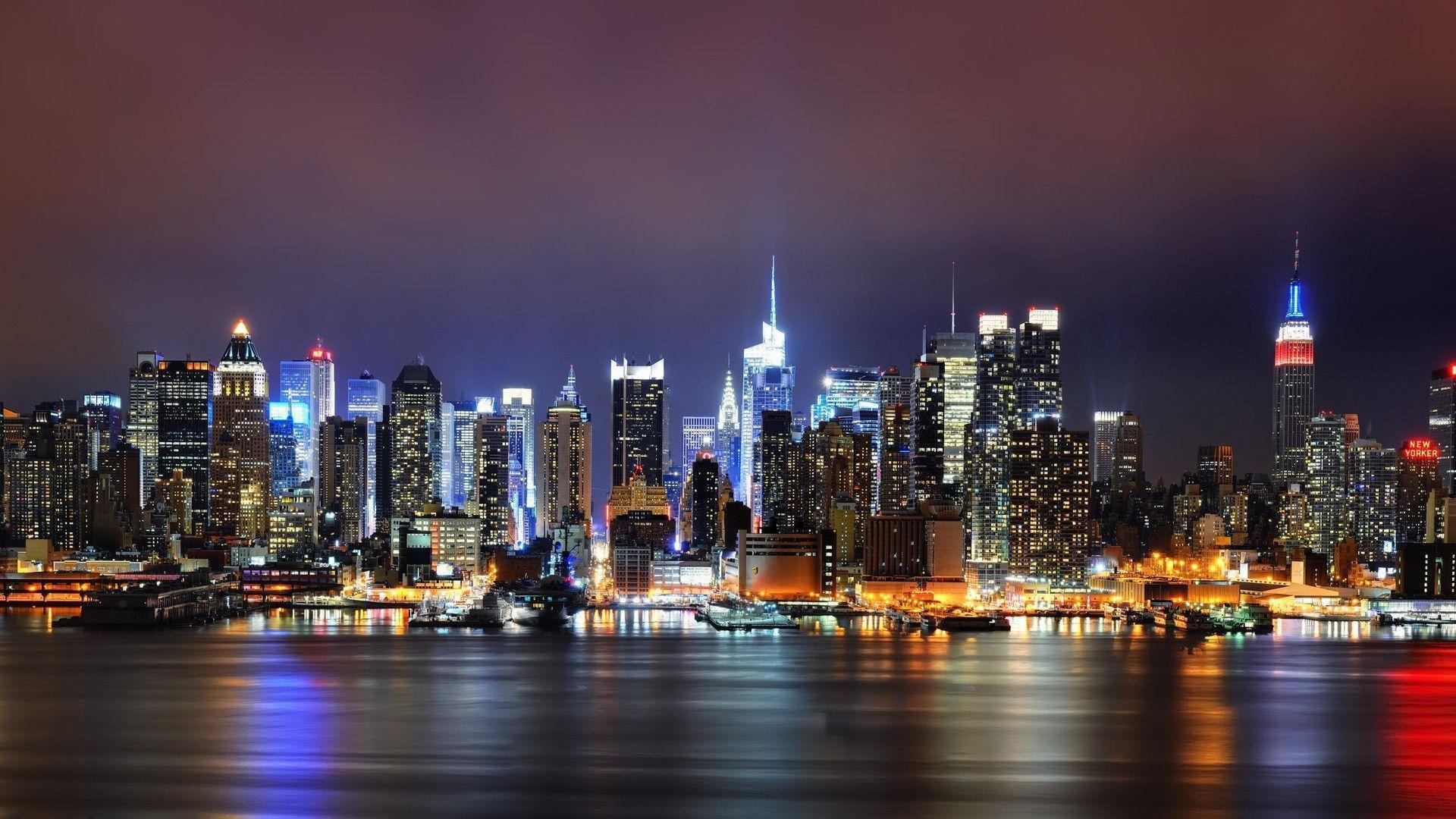 City Landscape New York Wallpapers Windows