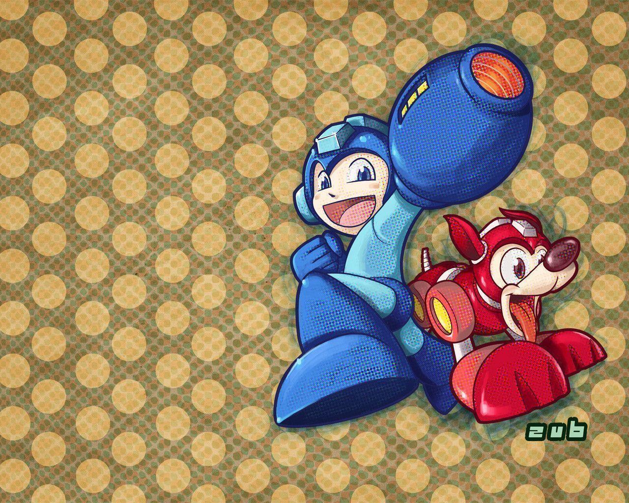 Mega Man Wallpapers - Wallpaper Cave