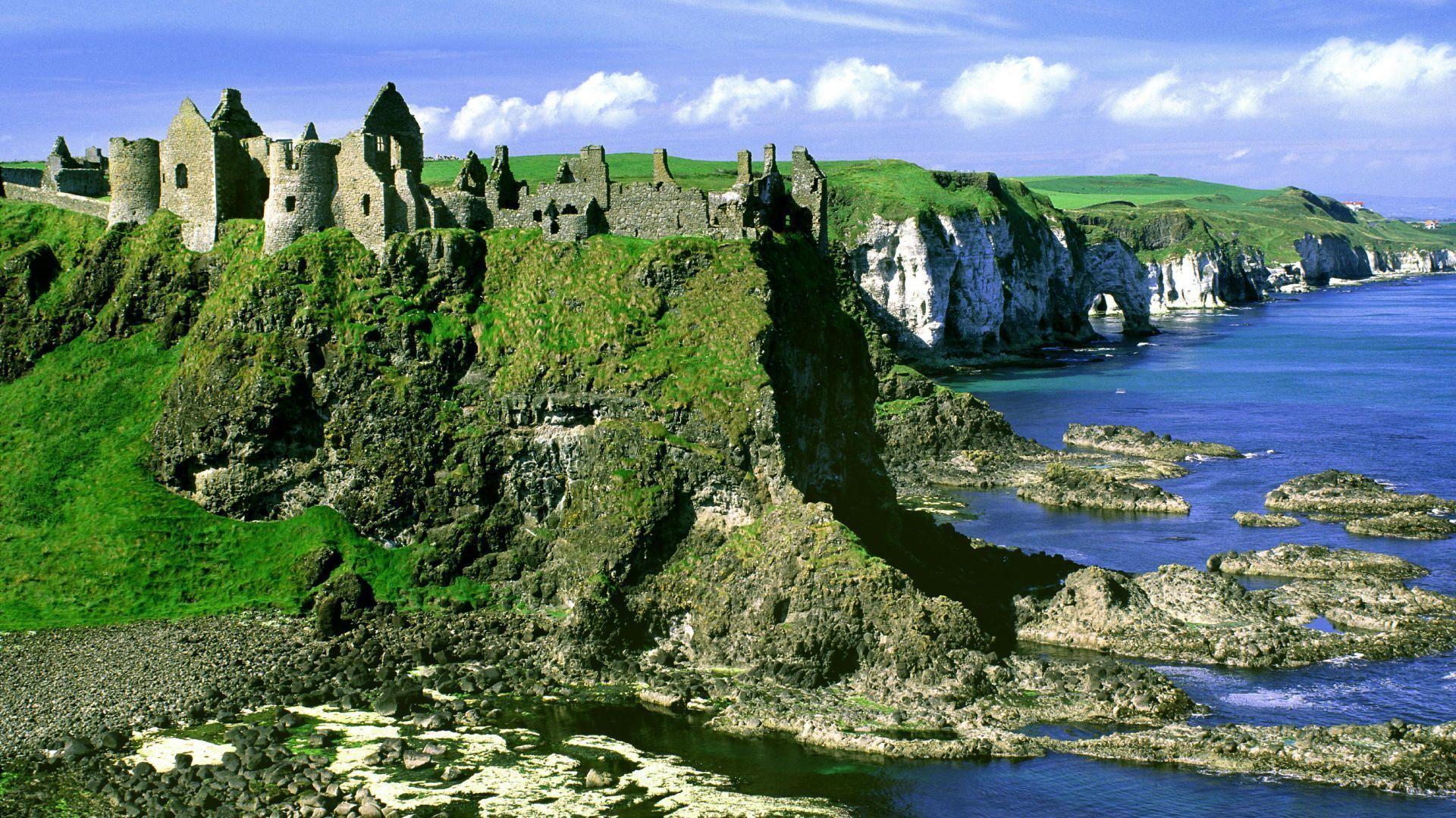 Irish Castle Wallpapers on