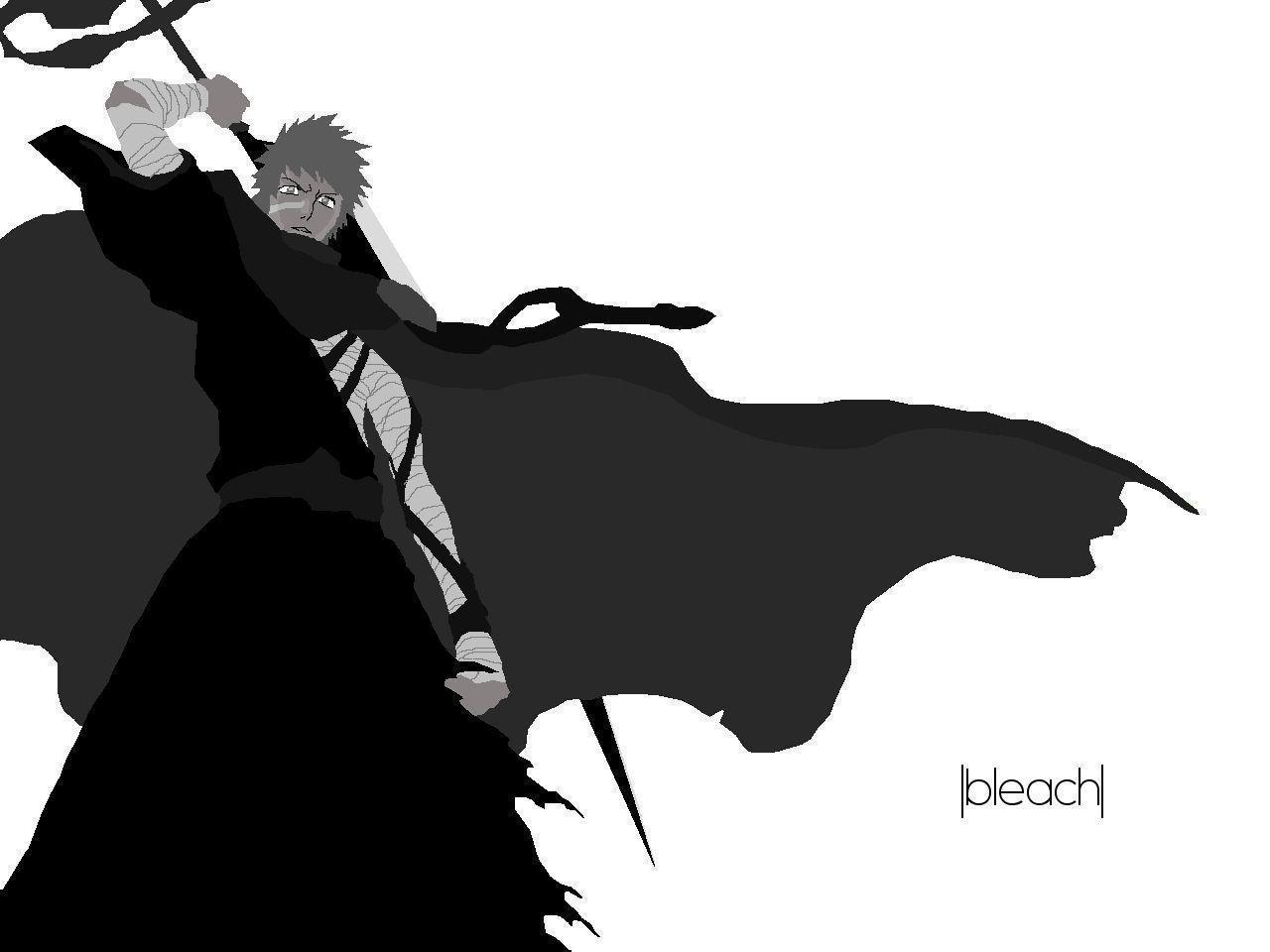 Bleach Wallpaper - Ichigo by SereneChaos on DeviantArt