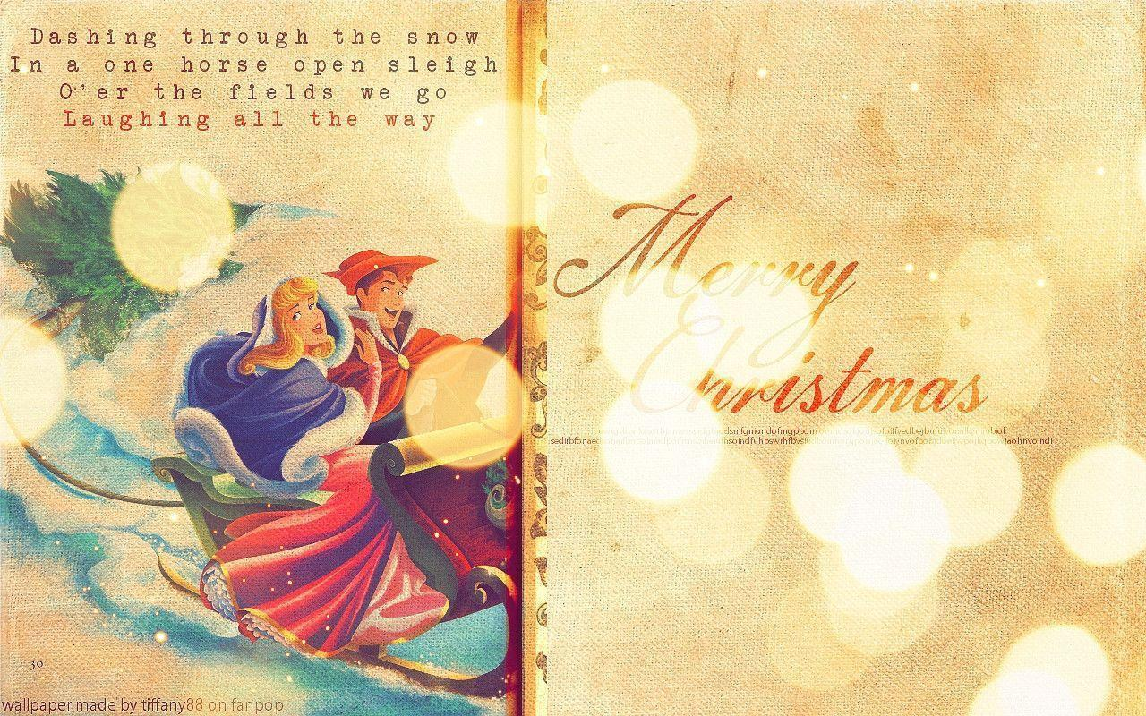 Christmas Disney Wallpapers