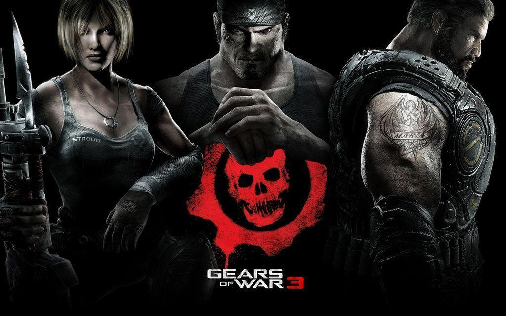 Gears Of War 3 HD Game Wallpapers