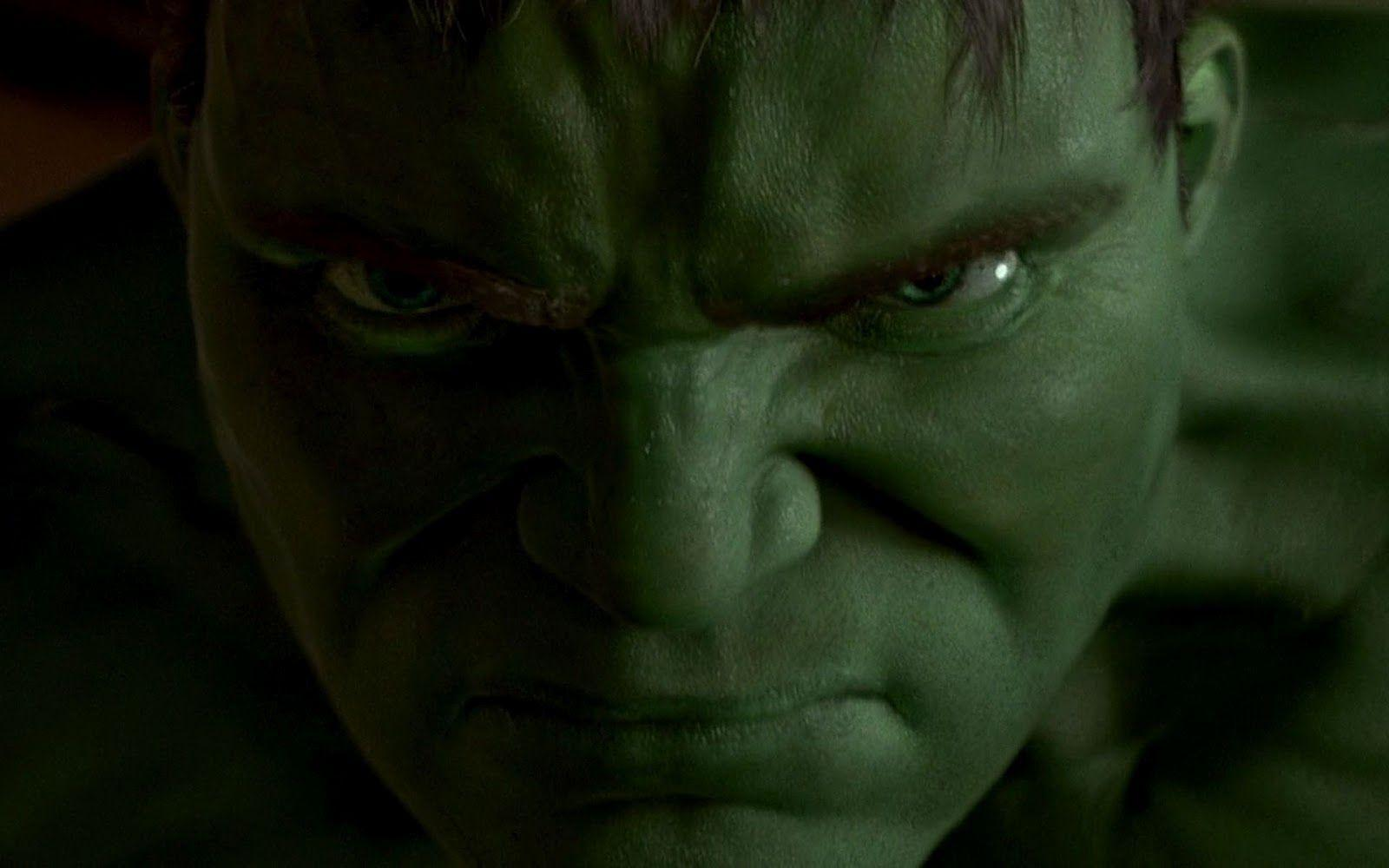The Incredible Hulk Face in Movies - Wugange.