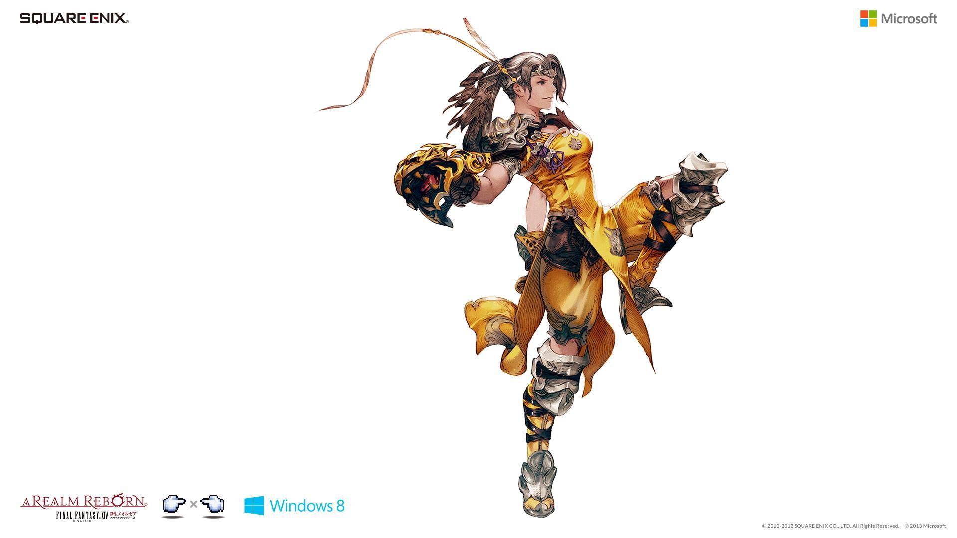 Final Fantasy Xiv A Realm Reborn Fantasy Art Wallpapers: Final Fantasy XIV Wallpapers