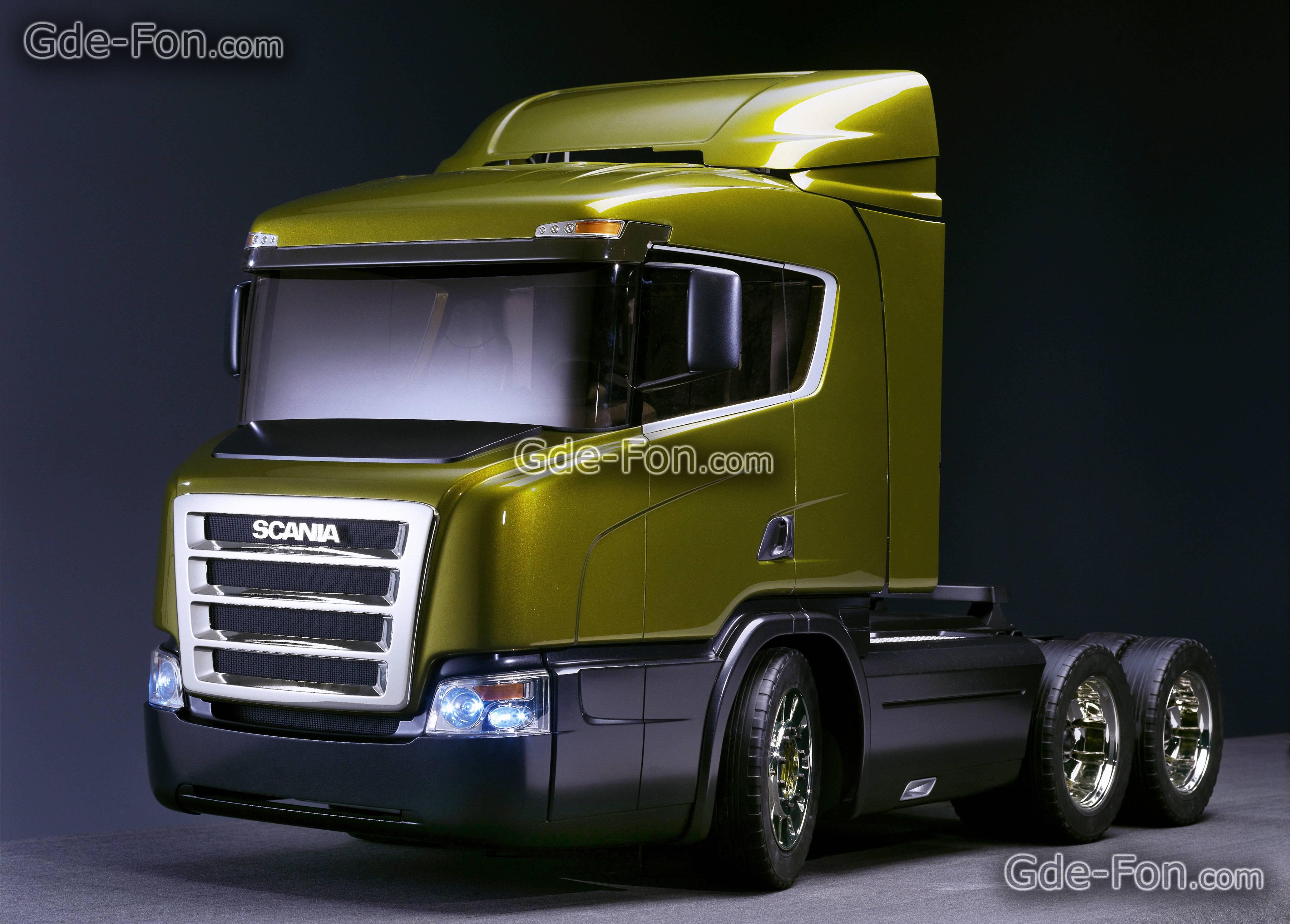 Design Concepts Wallpaper : Scania trucks wallpapers wallpaper cave