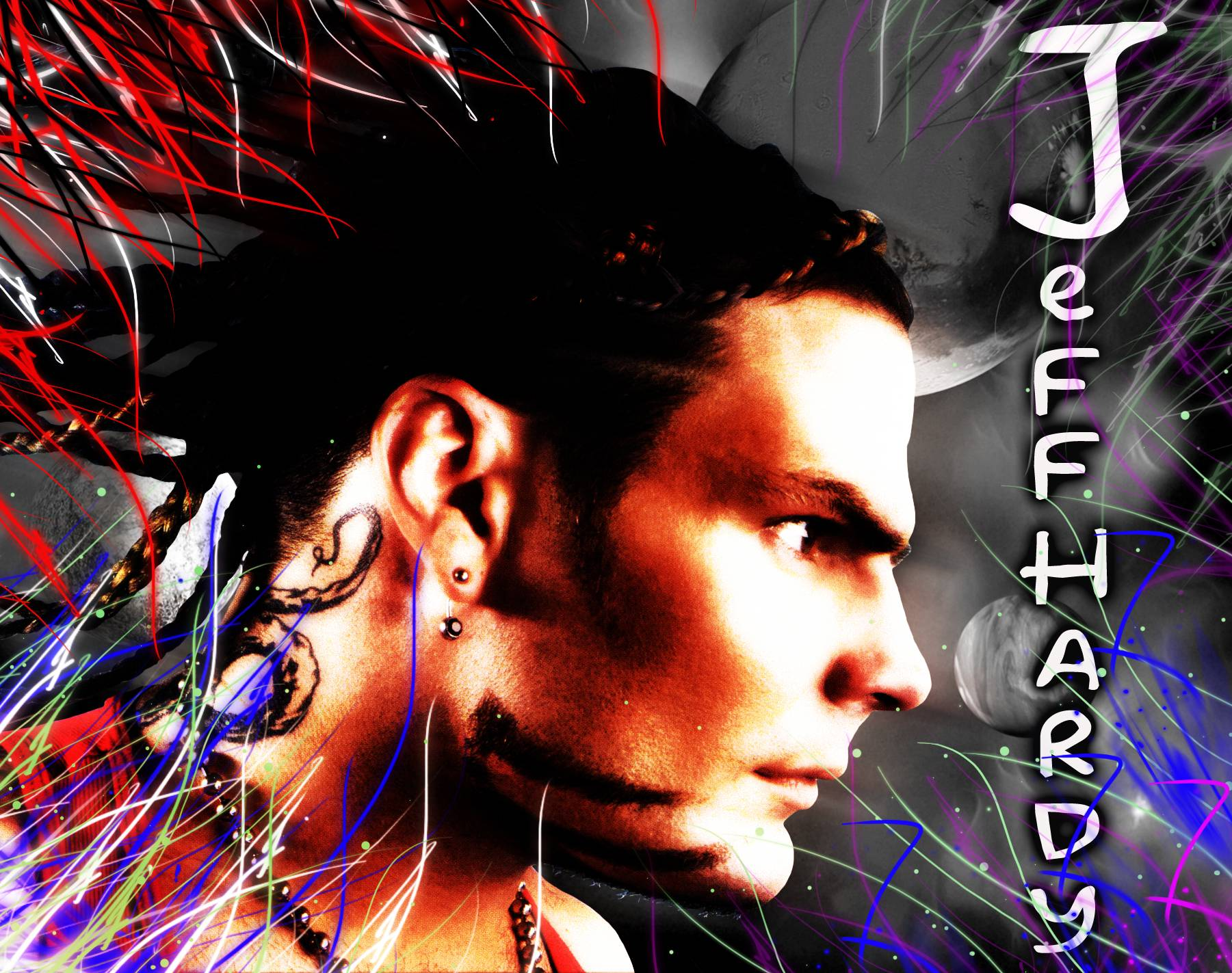 Jeff Hardy Hd Face Wallpapers Pictures to pin