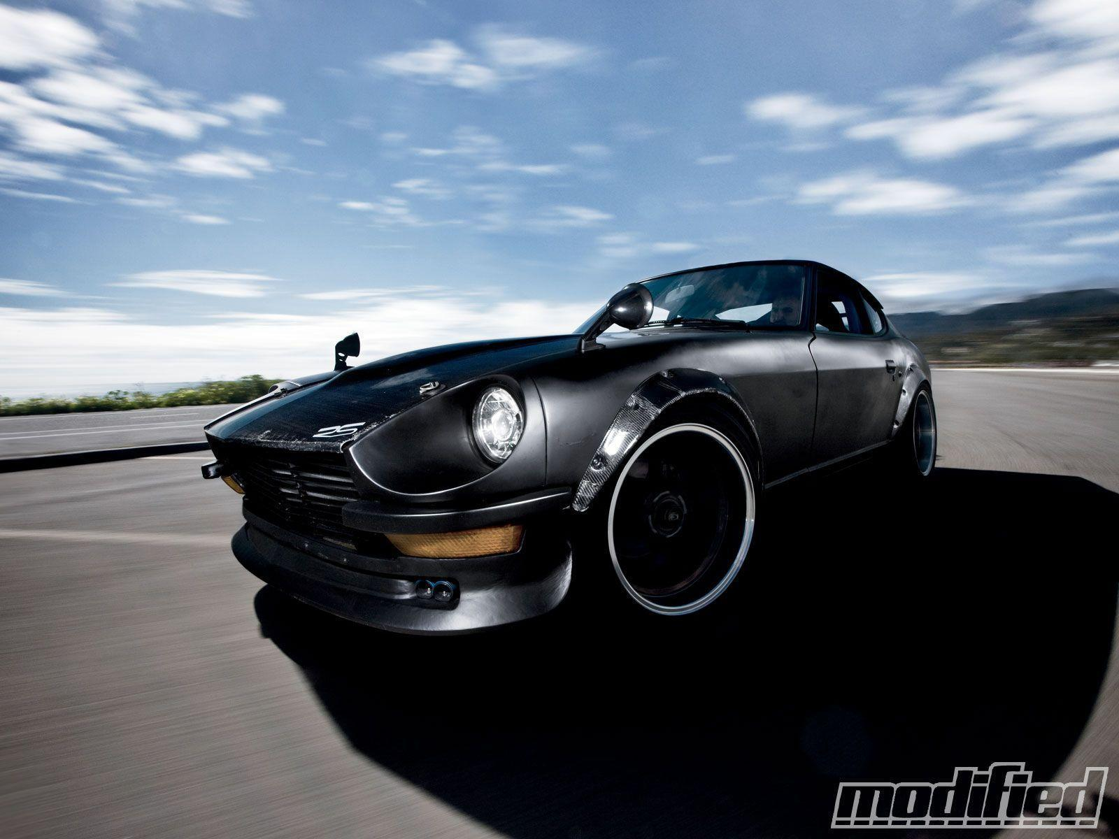 Datsun 240Z Wallpapers - Wallpaper Cave