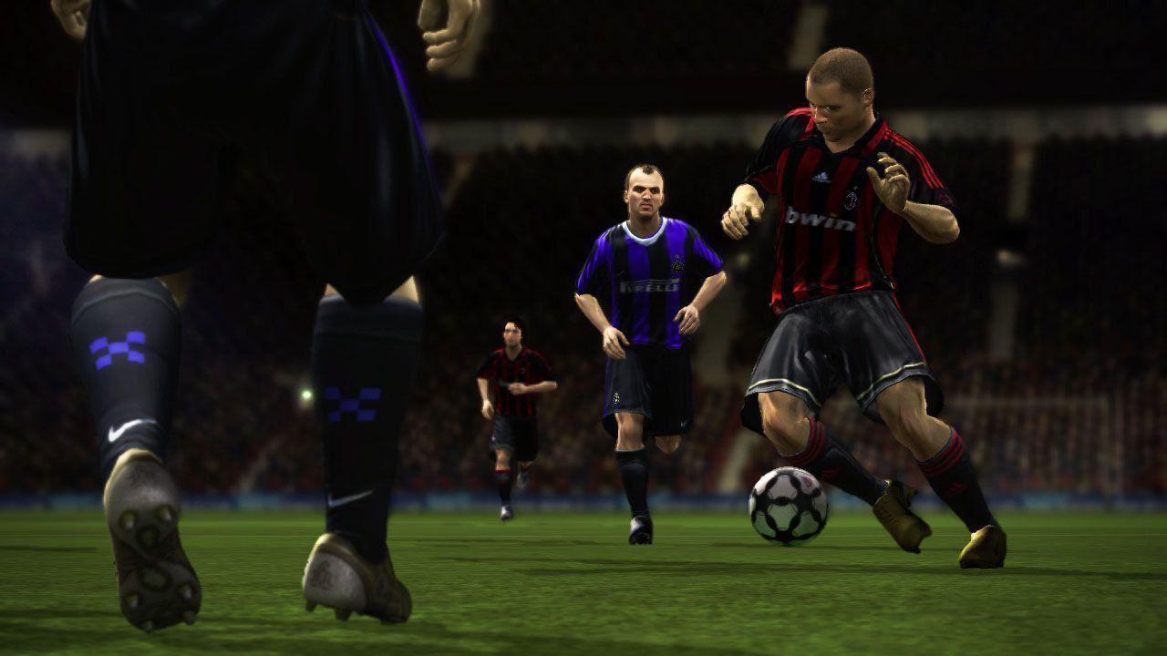 FIFA 10 - Dribbling Wallpaper
